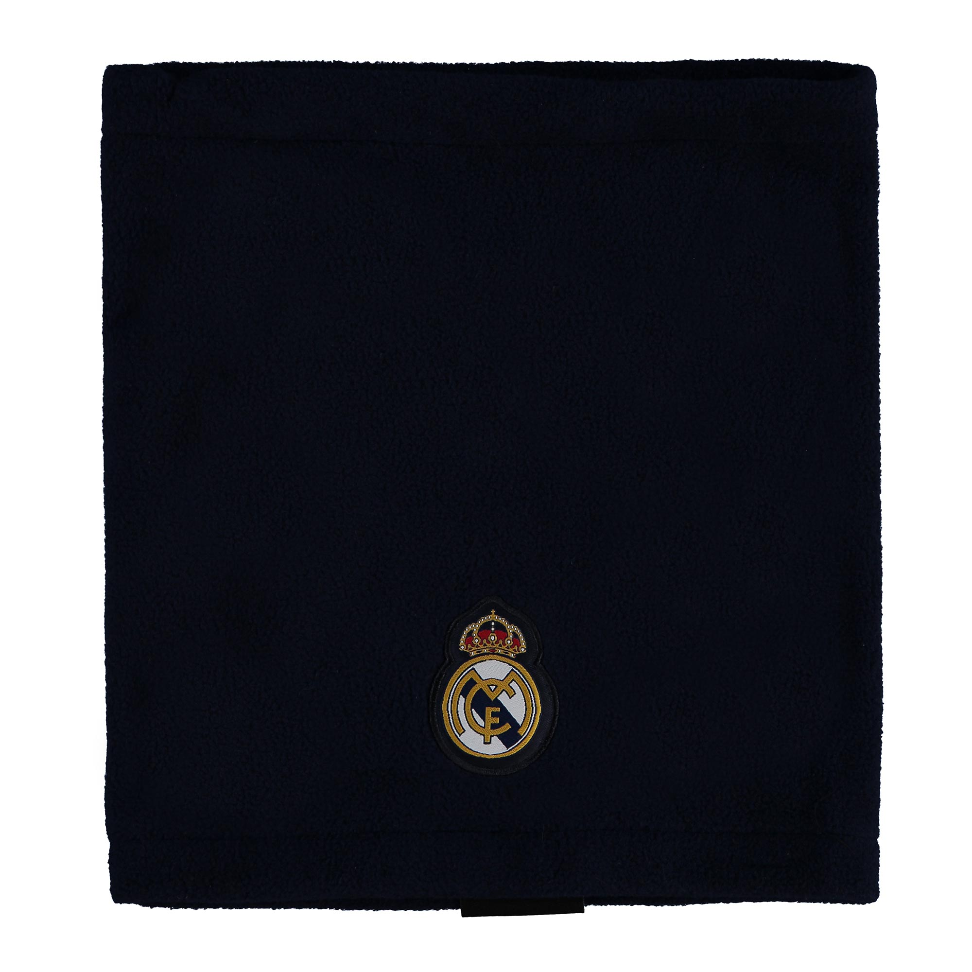 Image of Real Madrid 2 in 1 Neck Warmer and Hat - Navy - Adult