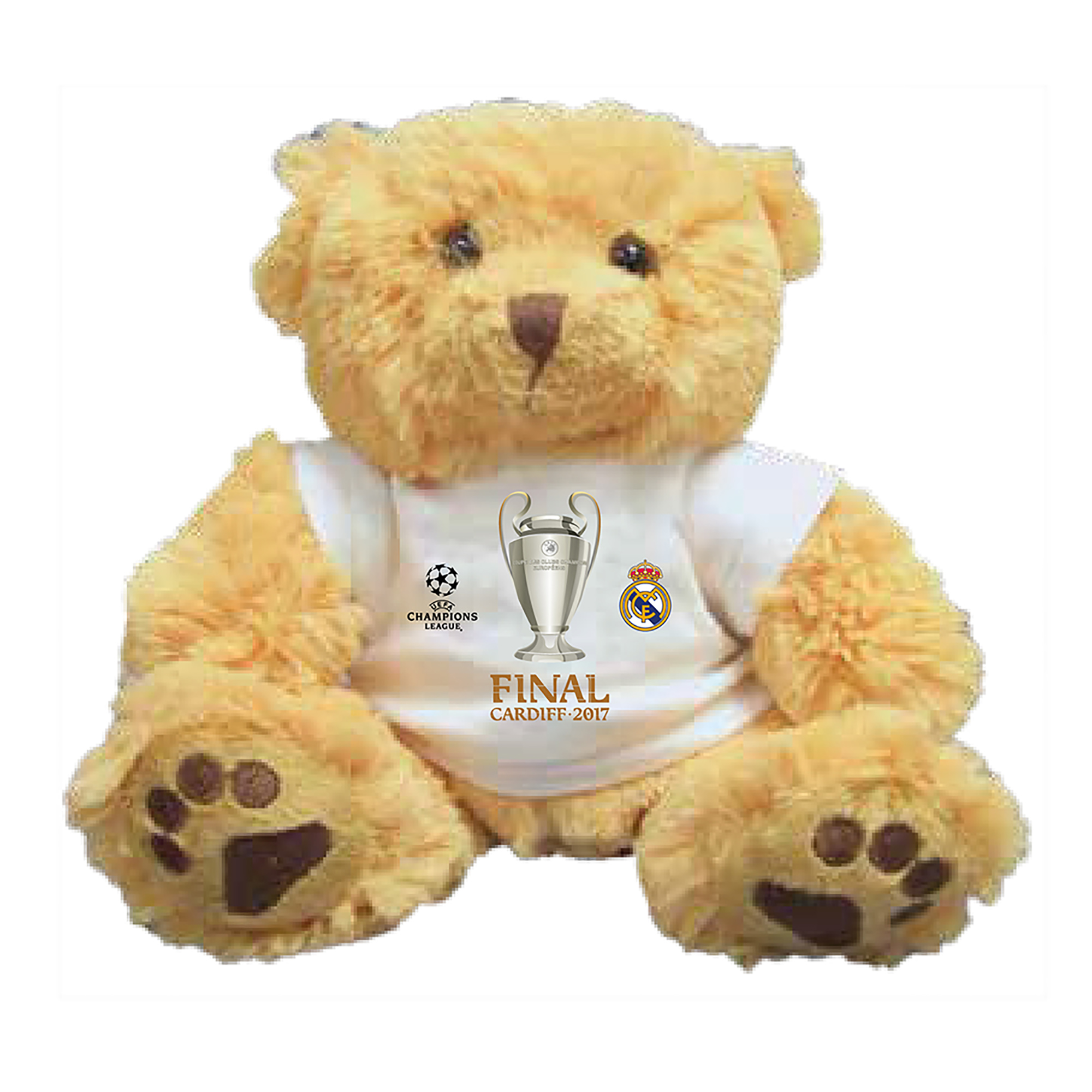 Image of Real Madrid 2017 UEFA Champions League Final Bear