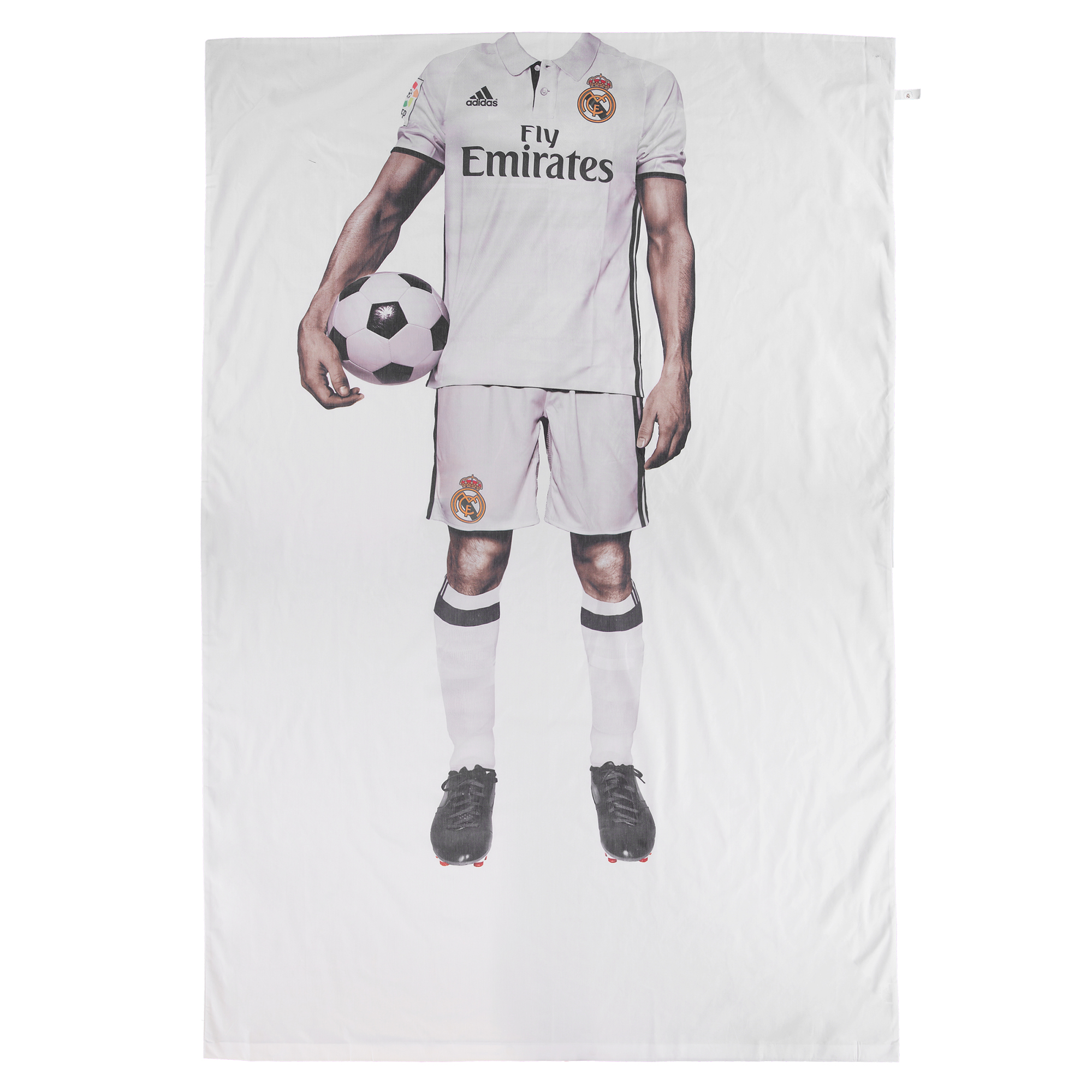 Image of Real Madrid Player Duvet