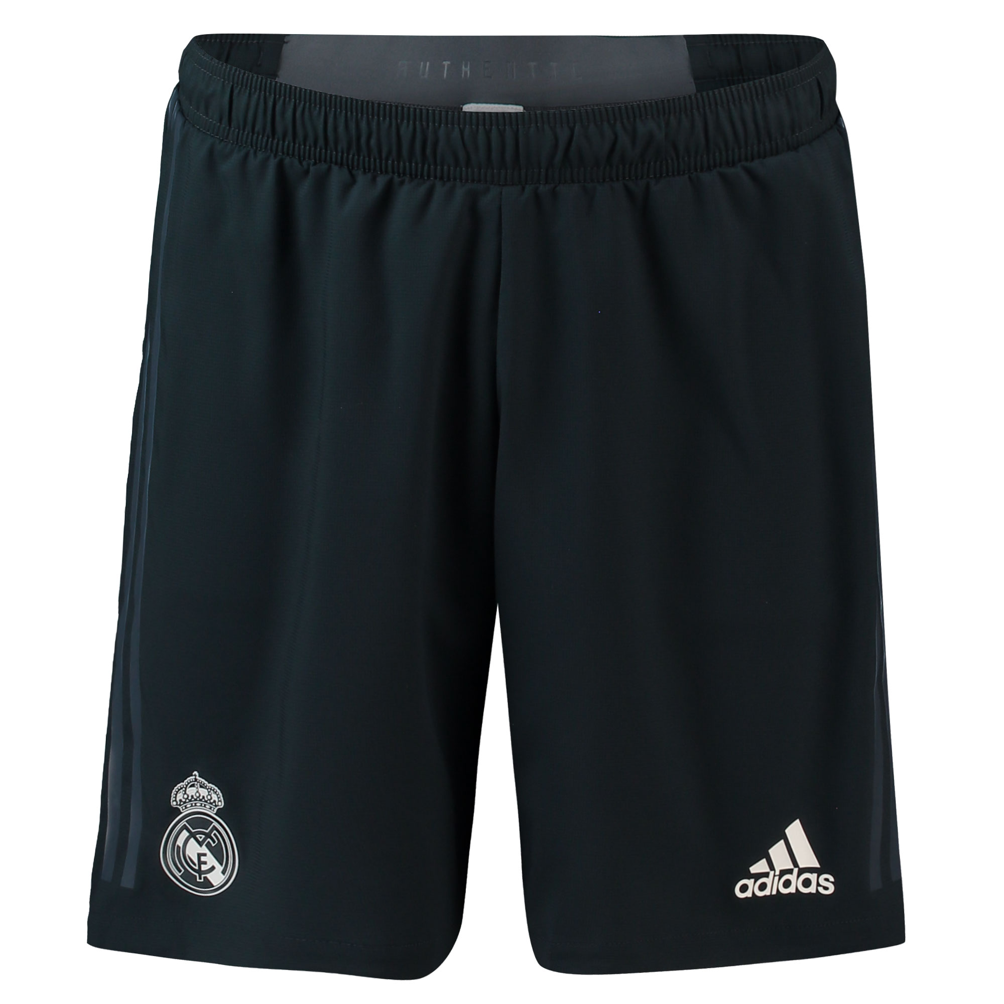 Image of Real Madrid Away Authentic Shorts 2018-19
