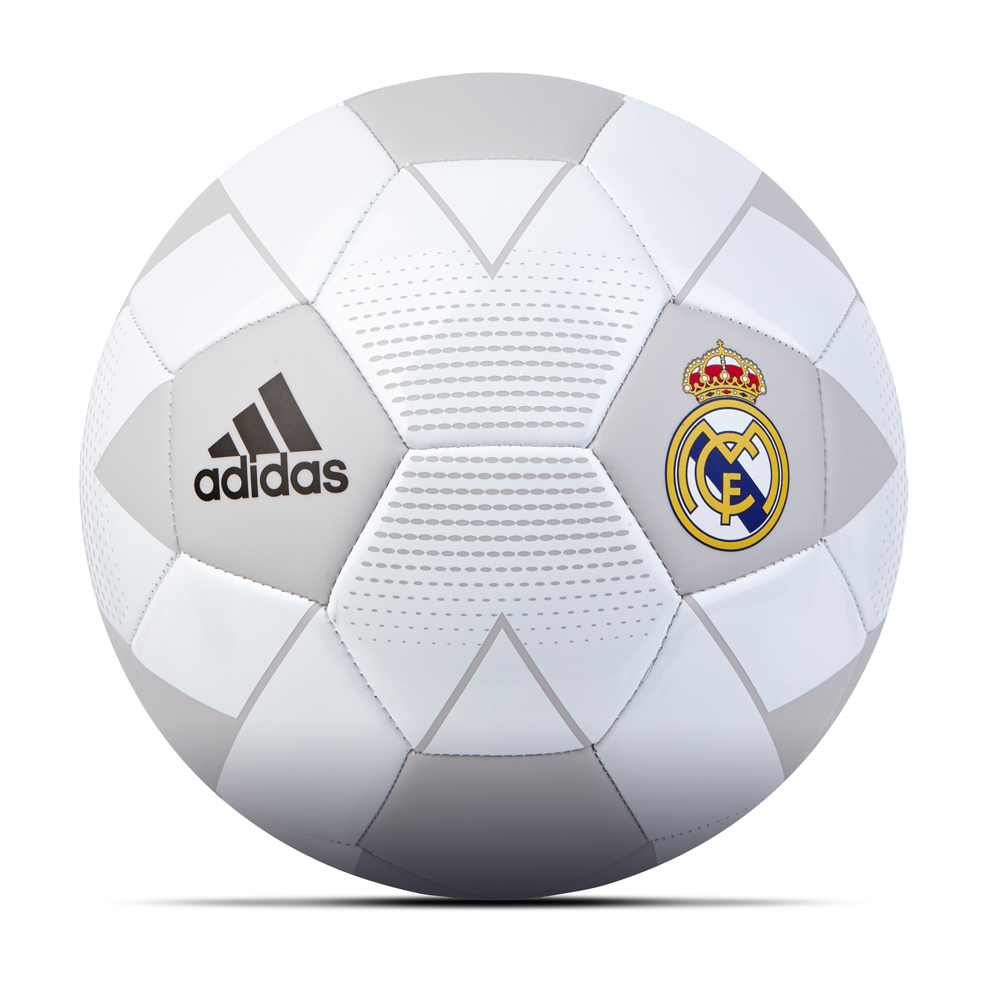 Ballon de football Real Madrid - Blanc - Taille 5