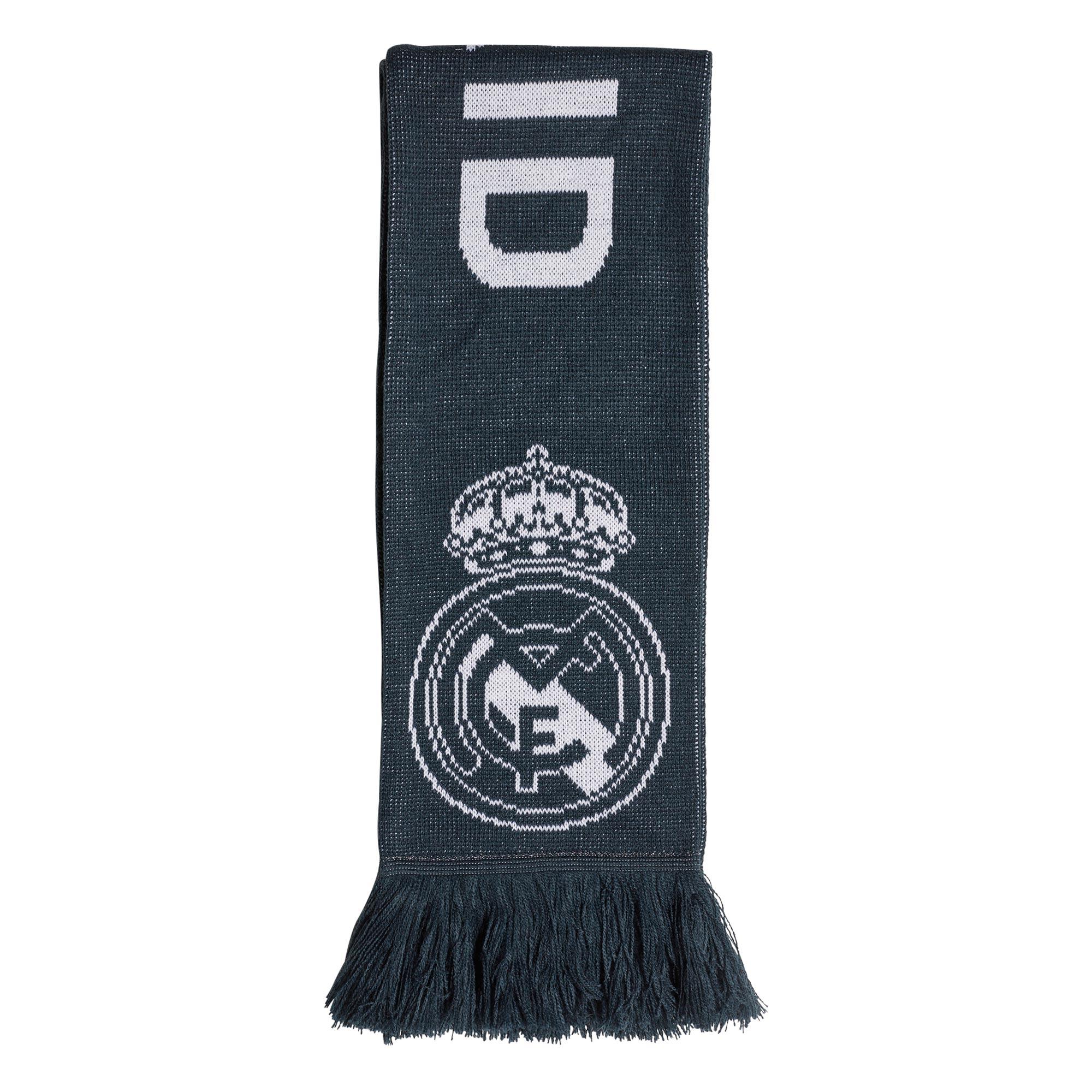 Écharpe Real Madrid Extérieur - Gris foncé