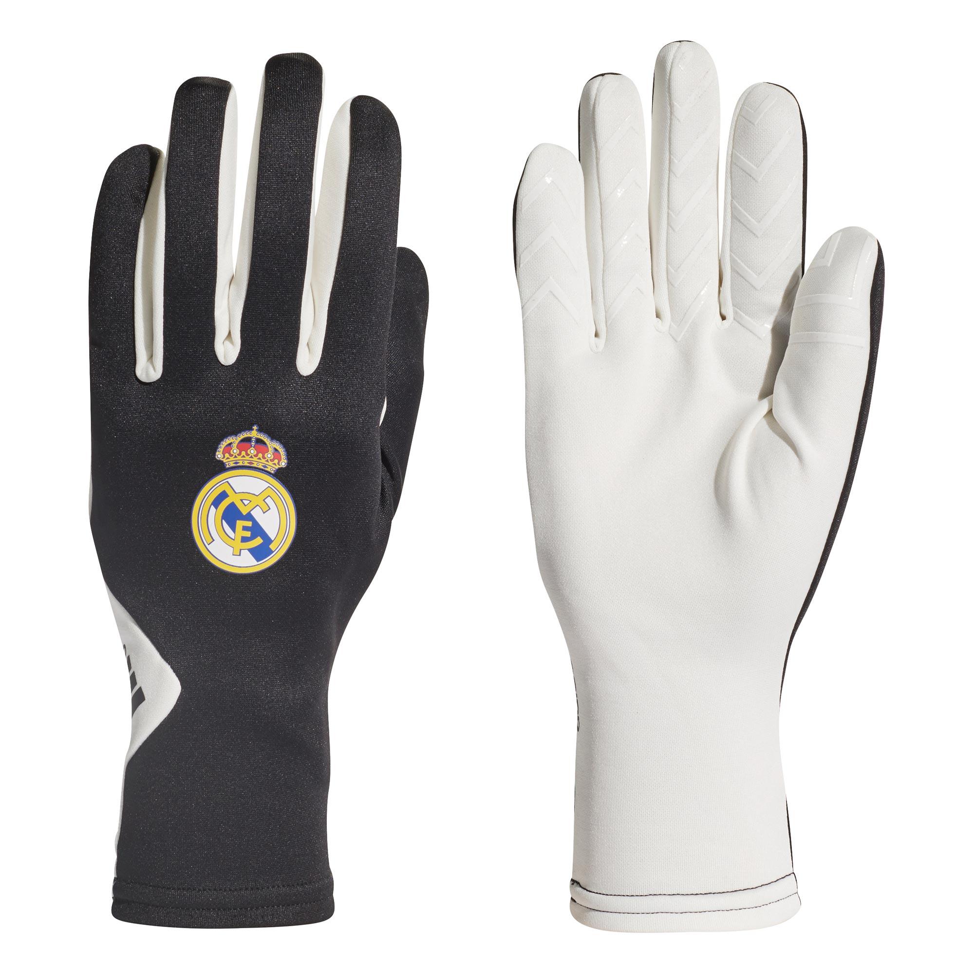 Gants pour joueur terrain Real Madrid - Blanc