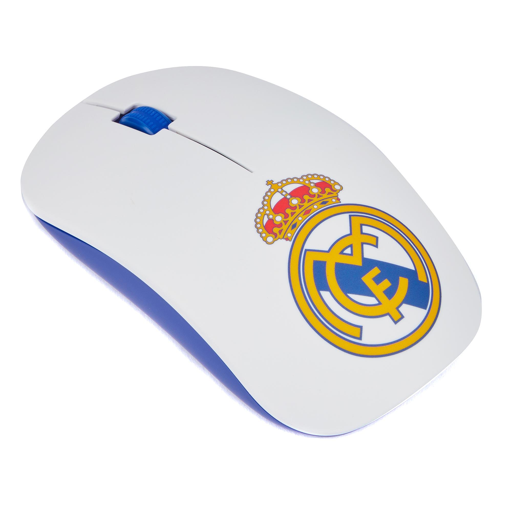 Quam License S.L / Real Madrid Crest Optical Mouse