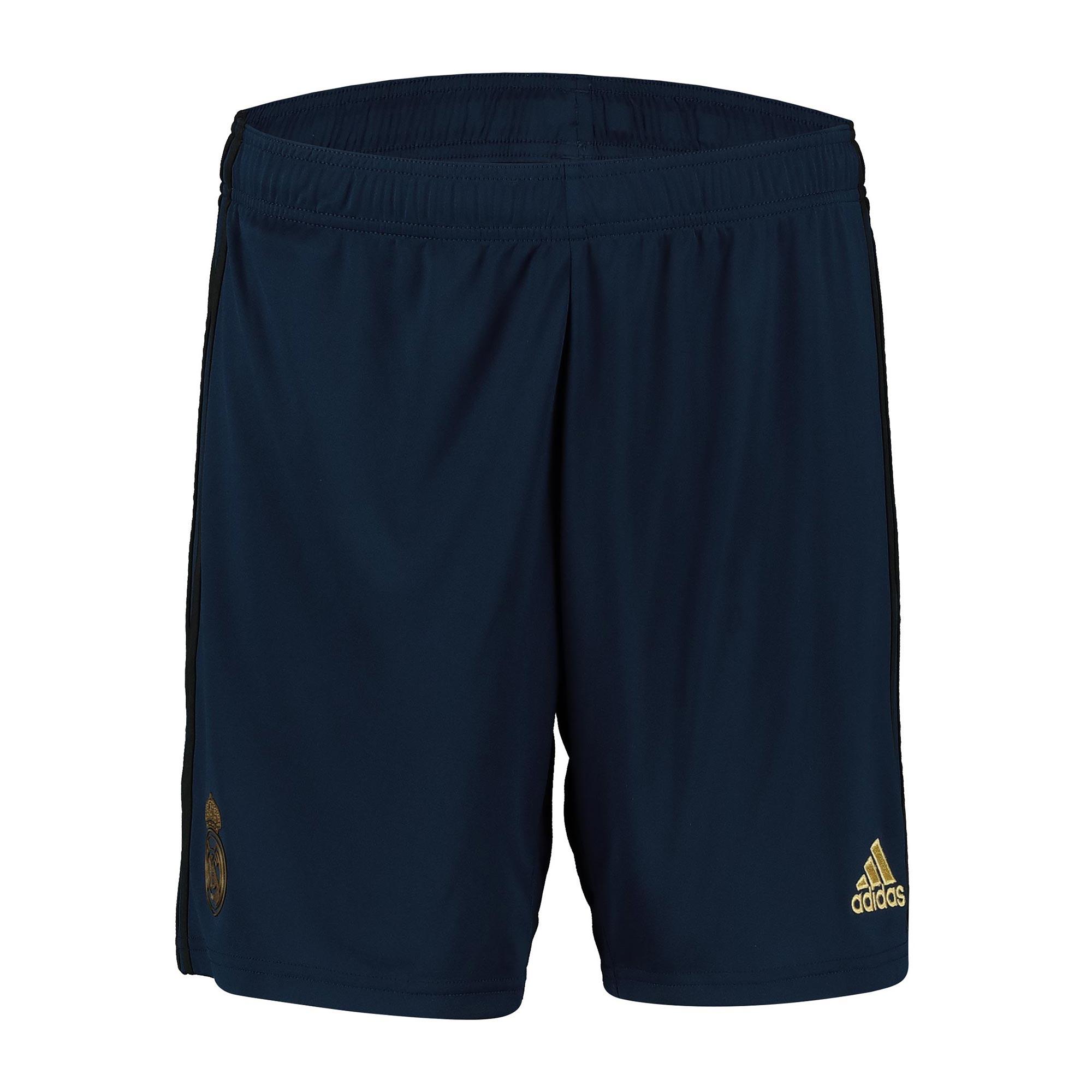 Real Madrid Away Shorts 2019 - 20 - Kids