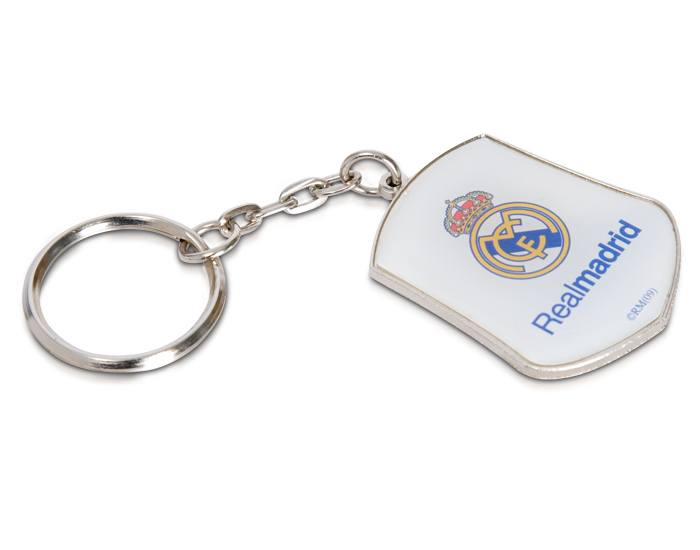 Real Madrid Crest Keyring