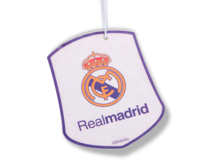 Real Madrid Air Freshener