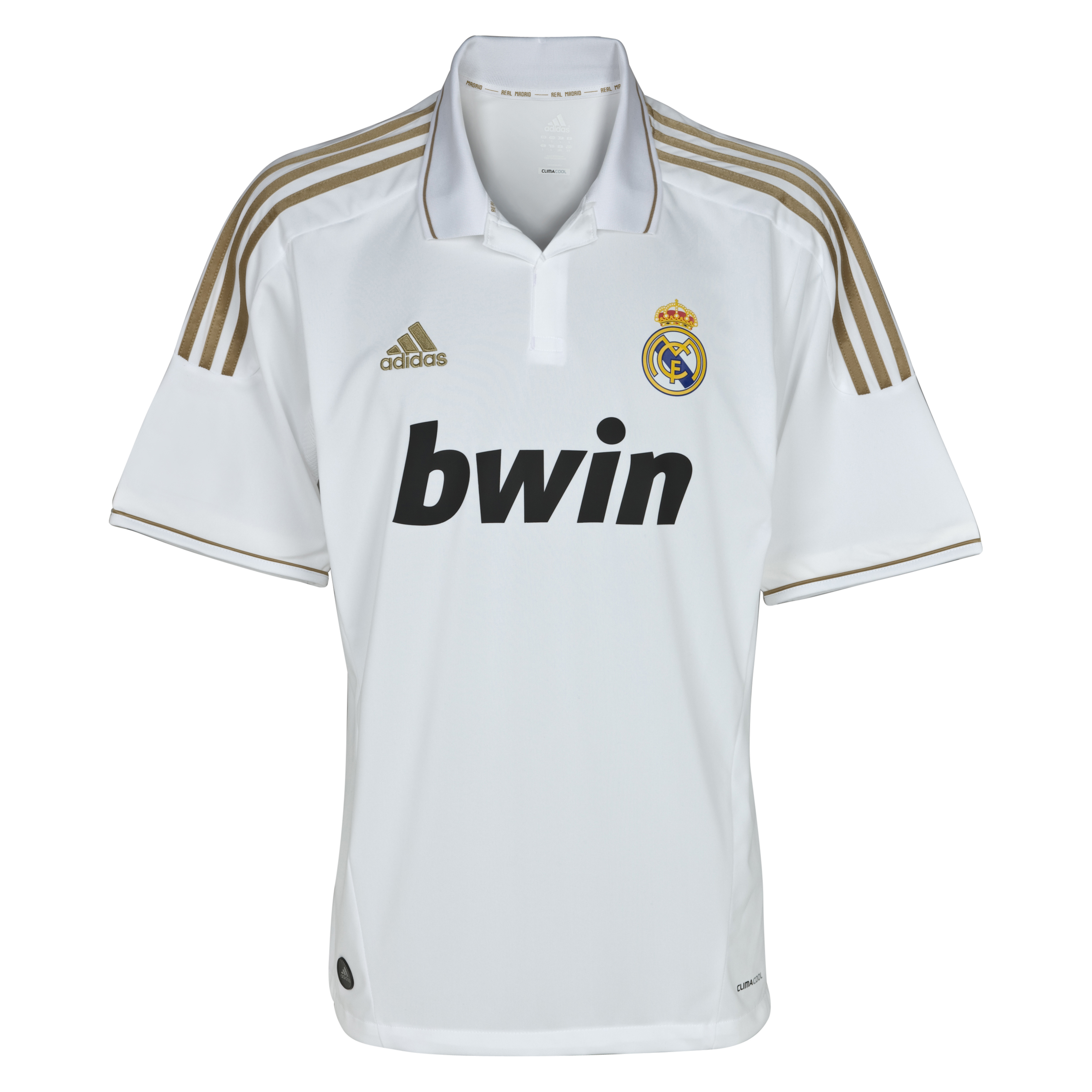 Real Madrid Home Shirt 2011/12 - Kids