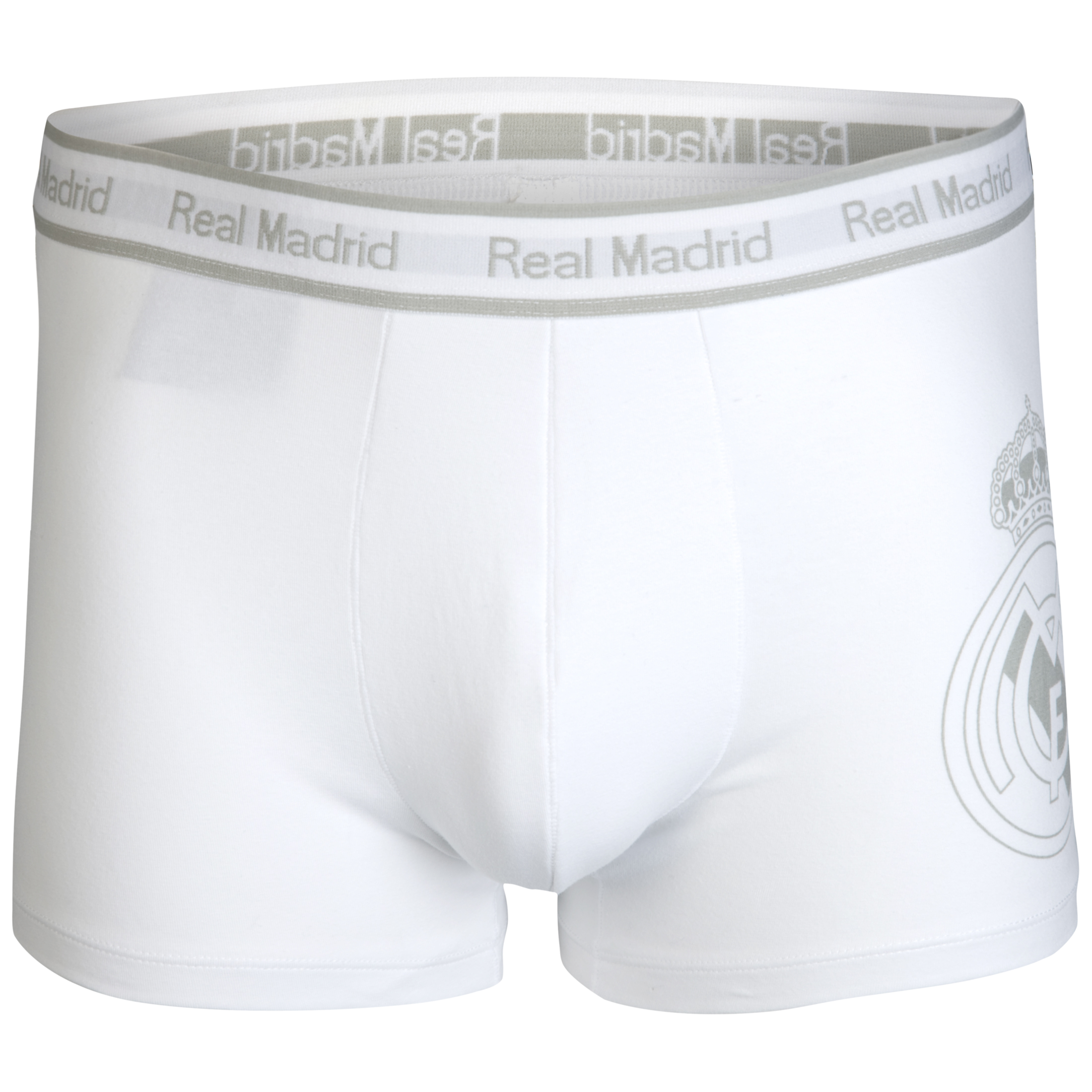 Real Madrid Boxers - White
