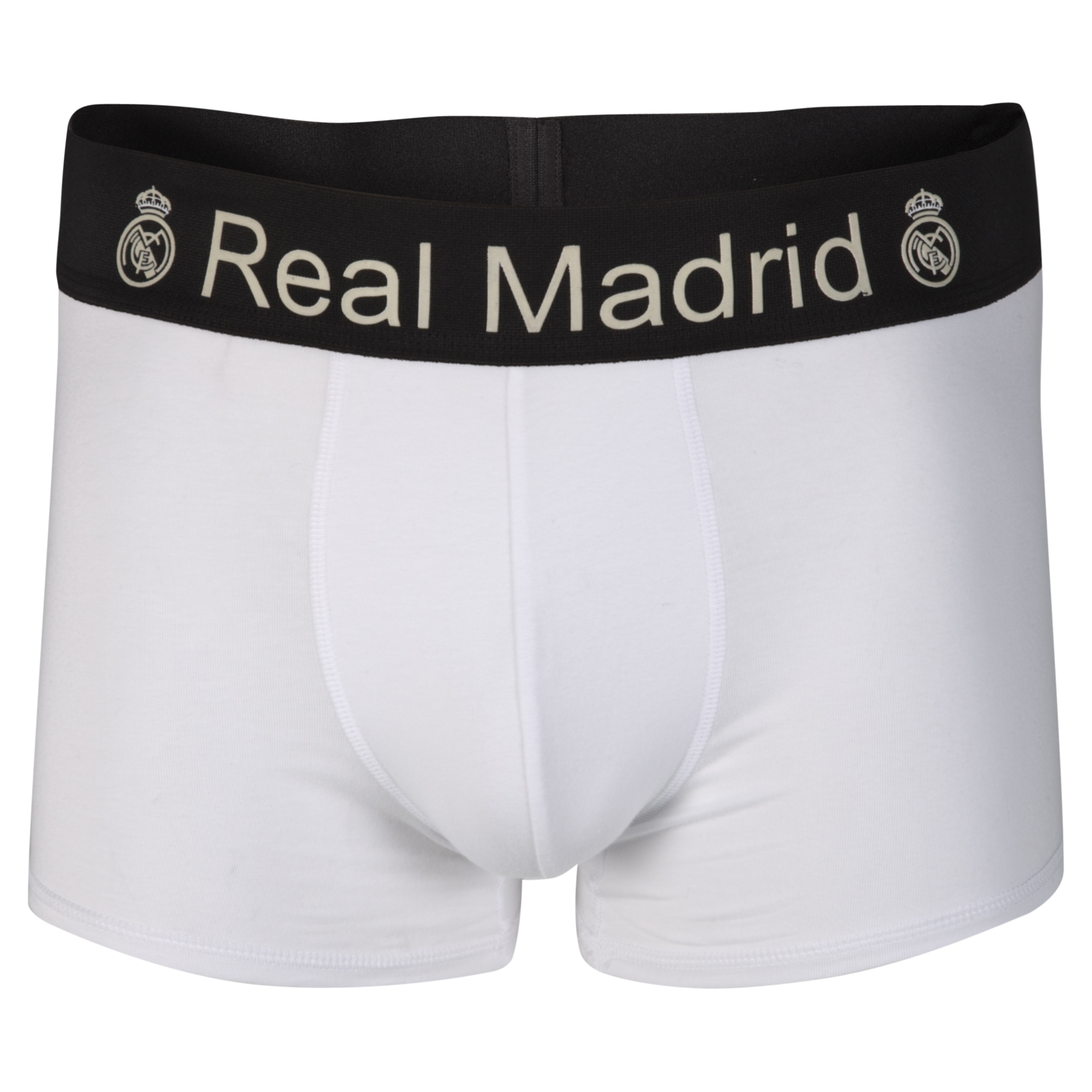 Real Madrid Glow In The Dark Boxers - White