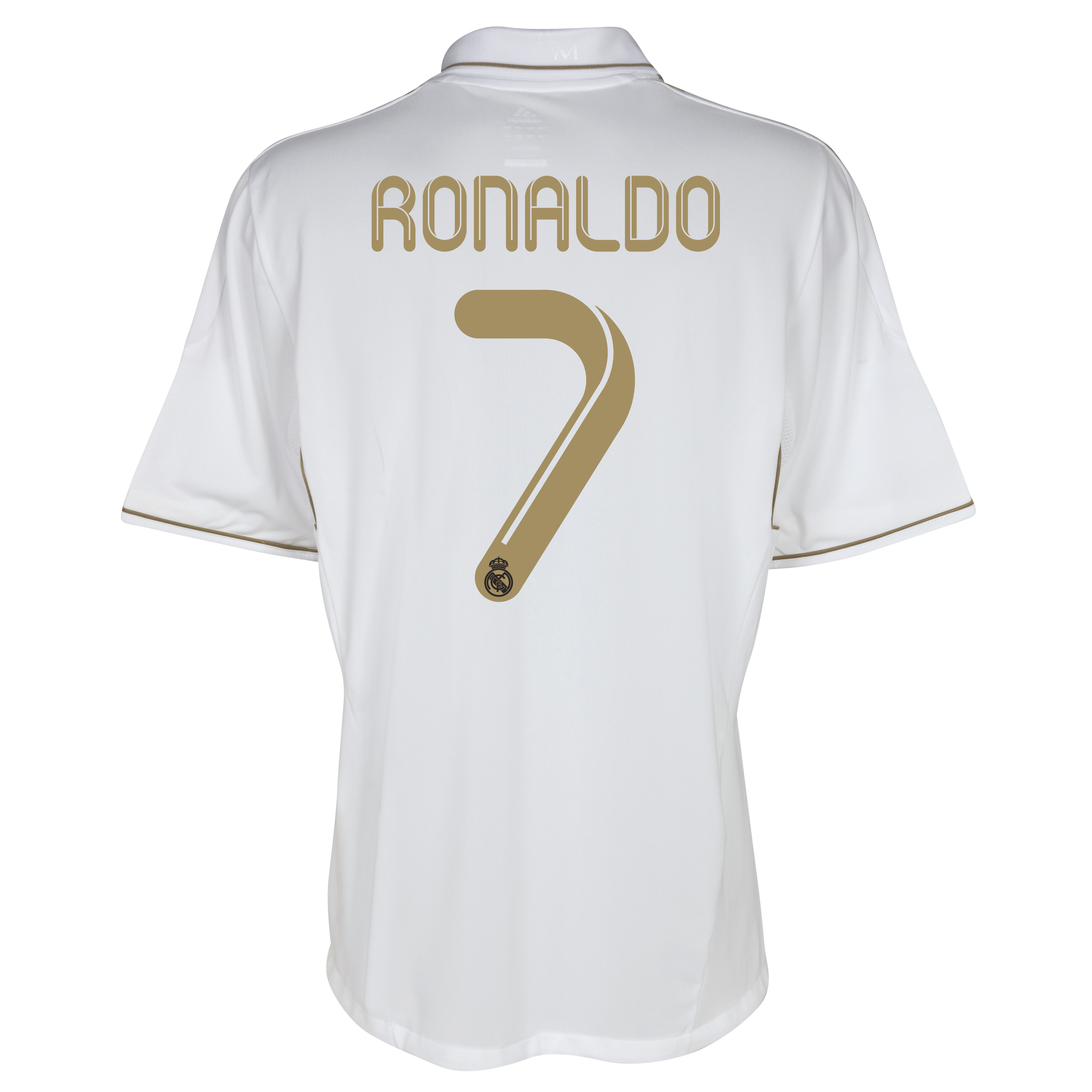 Real Madrid Home Shirt 2011/12 - Kids with Ronaldo 7 printing