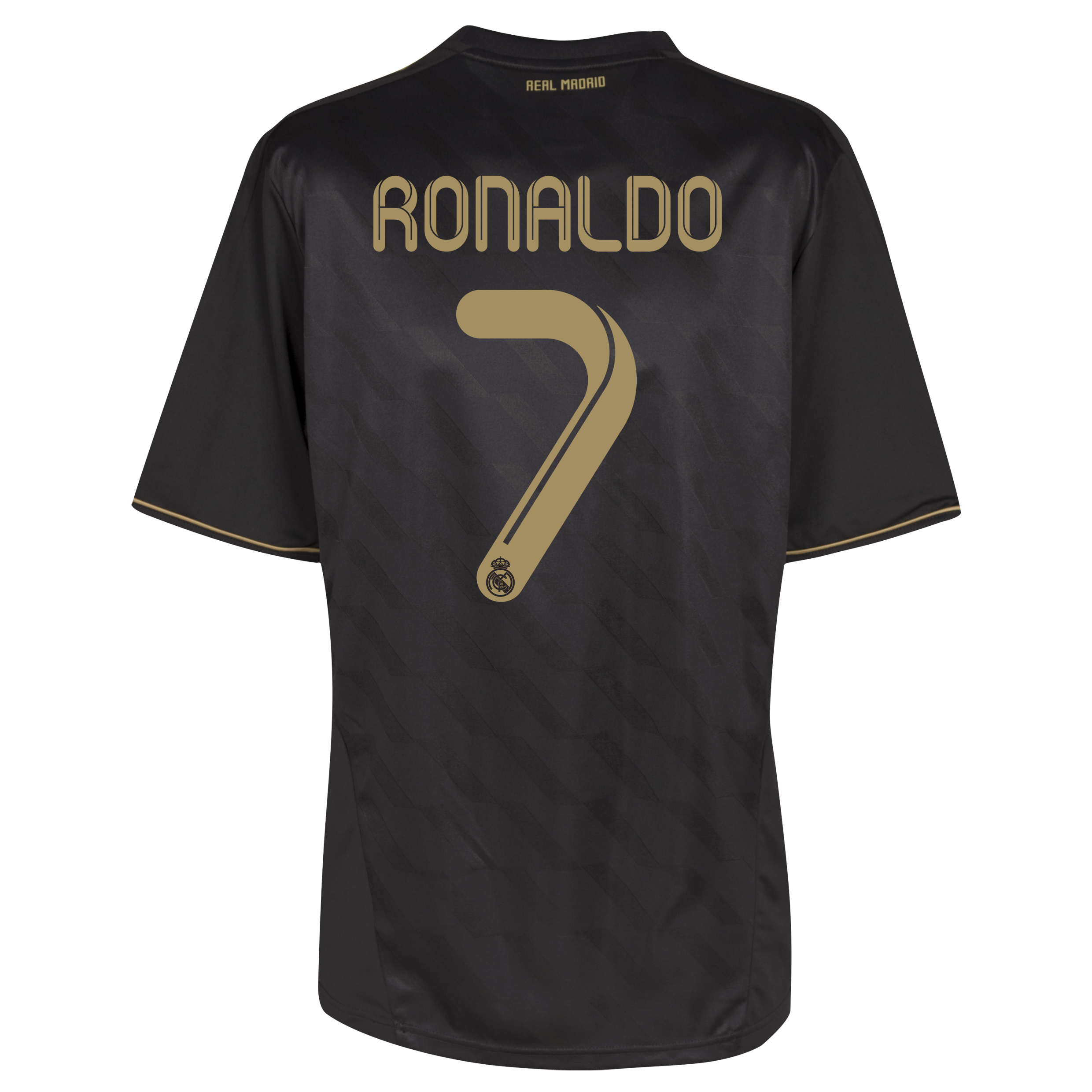 Real Madrid Away Shirt 2011/12 with Ronaldo 7 printing
