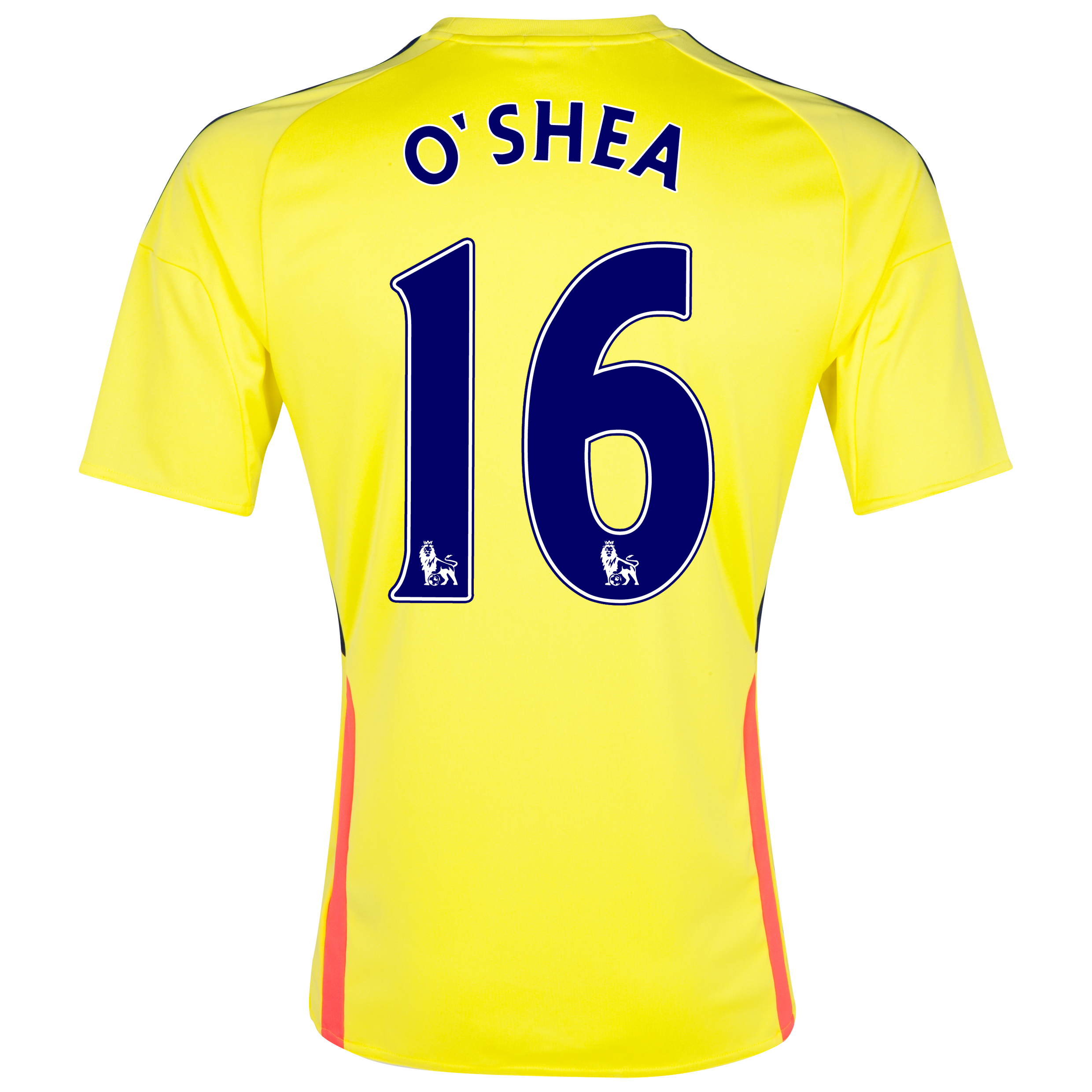 Sunderland Away Shirt 2013/14 with O'Shea 16 printing