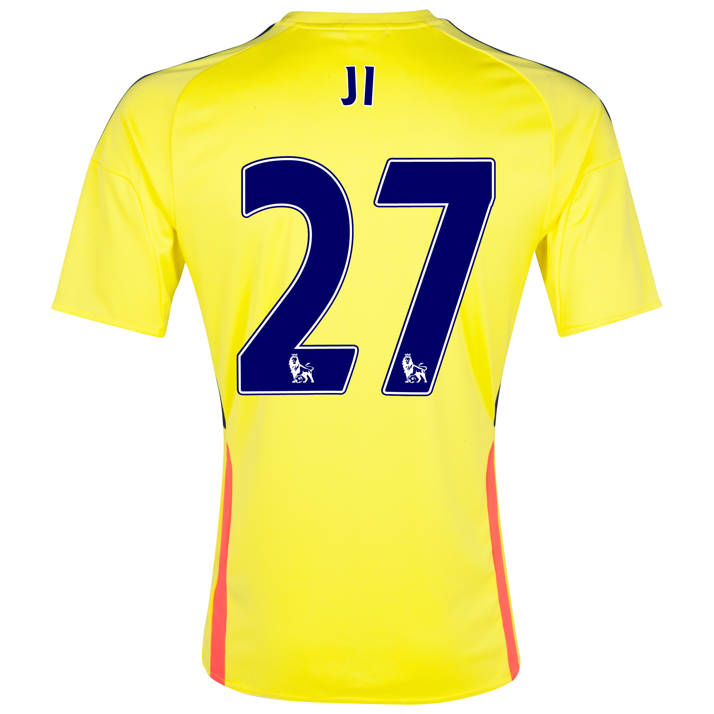 Sunderland Away Shirt 2013/14 with Ji 27 printing