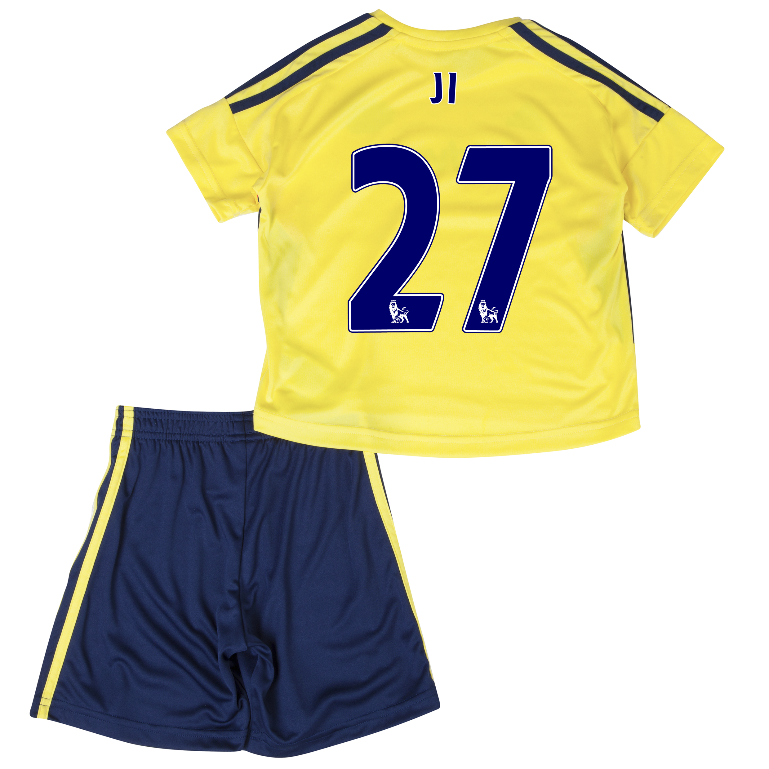 Sunderland Away Minikit 2013/14 - Infants with Ji 27 printing