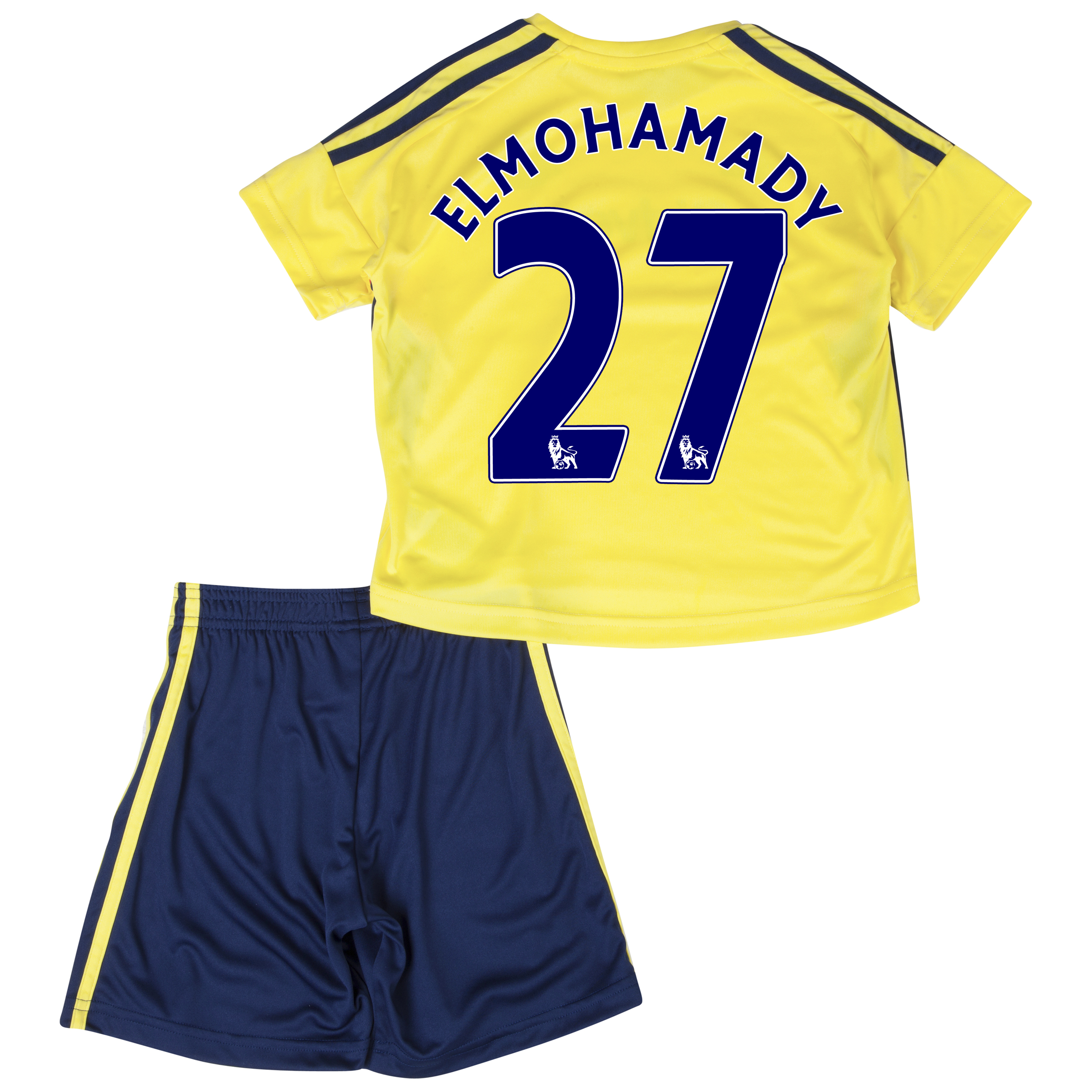 Sunderland Away Minikit 2013/14 - Infants with Elmohamady 27 printing