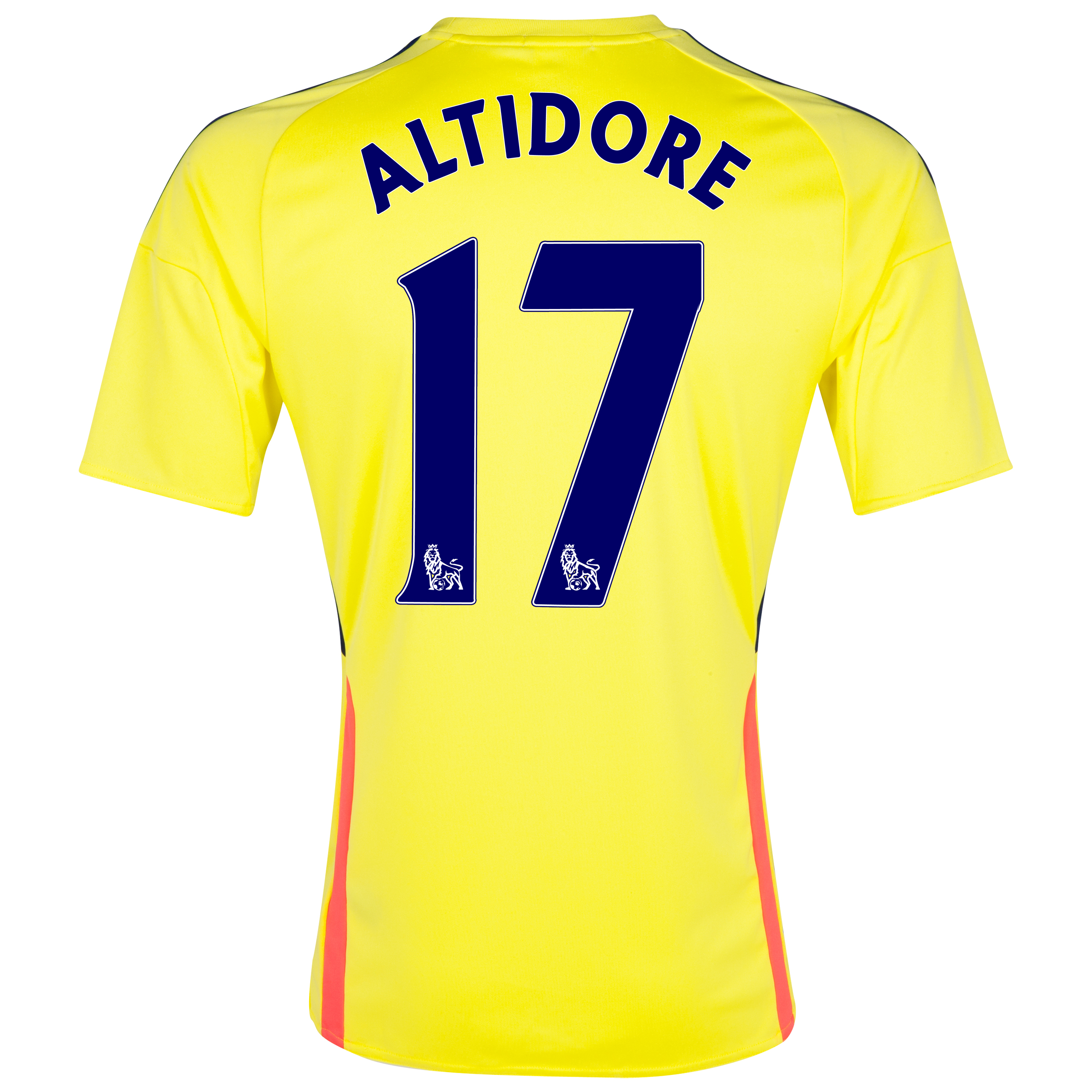Sunderland Away Shirt 2013/14 with Altidore 17 printing