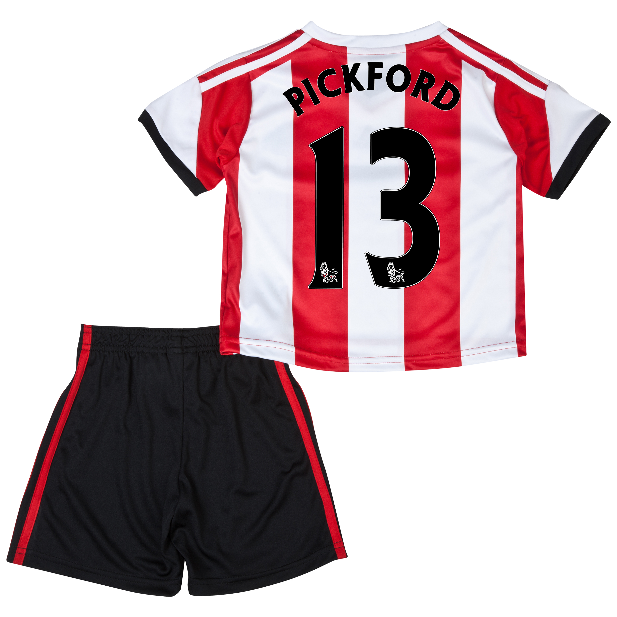 Sunderland Home Minikit 2013/14 - Infants with Pickford 13 printing