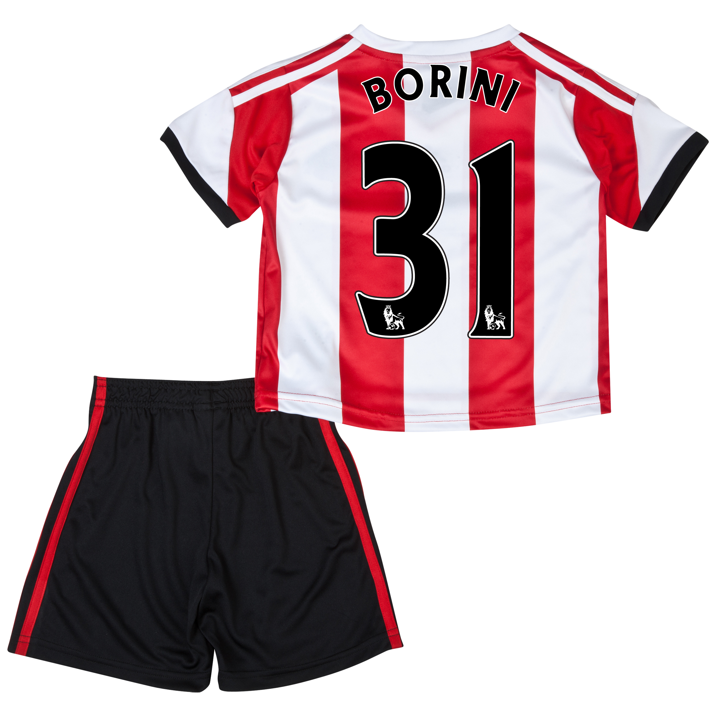 Sunderland Home Minikit 2013/14 - Infants with Borini 31 printing