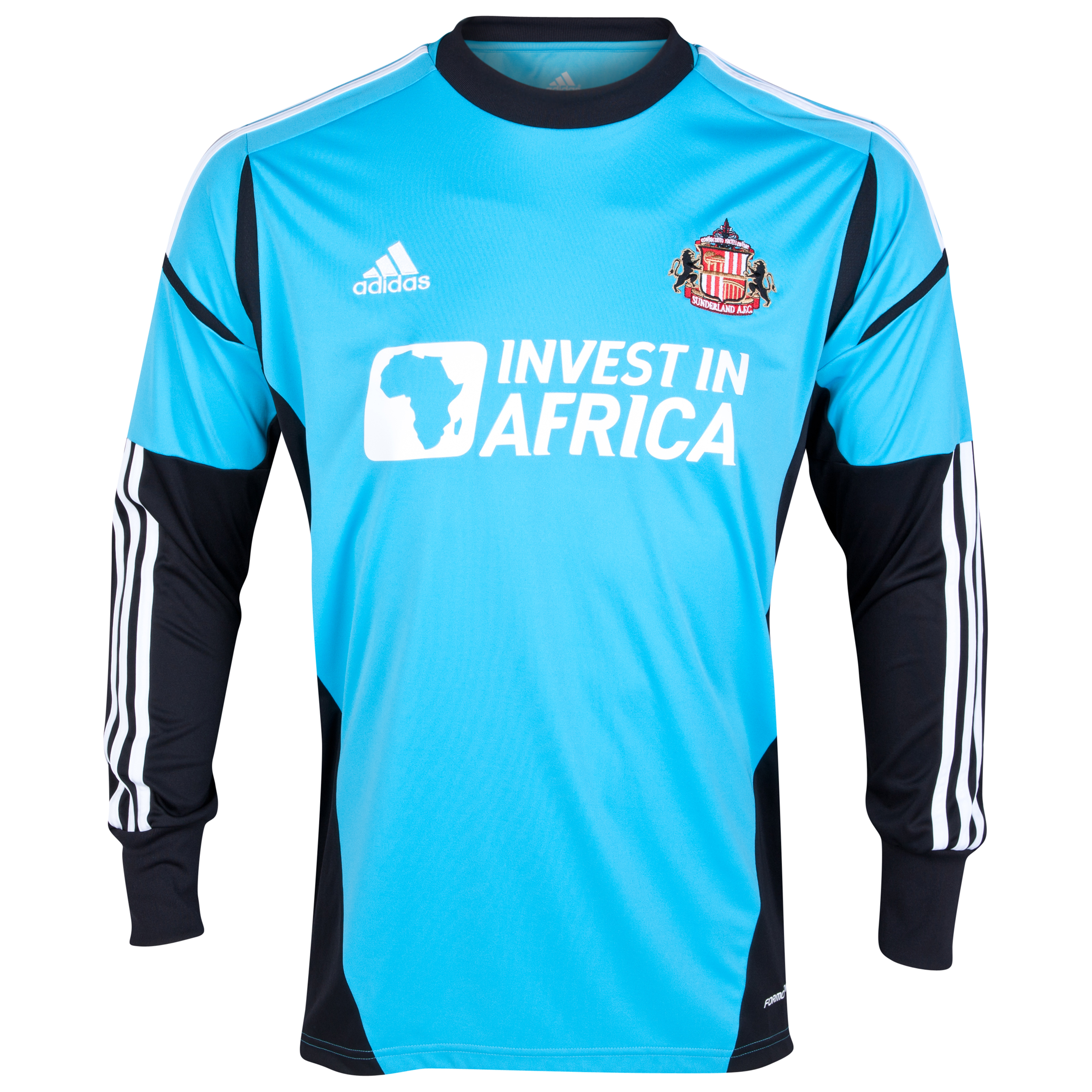 Sunderland Home GoalKeeper Shirt 2012/13