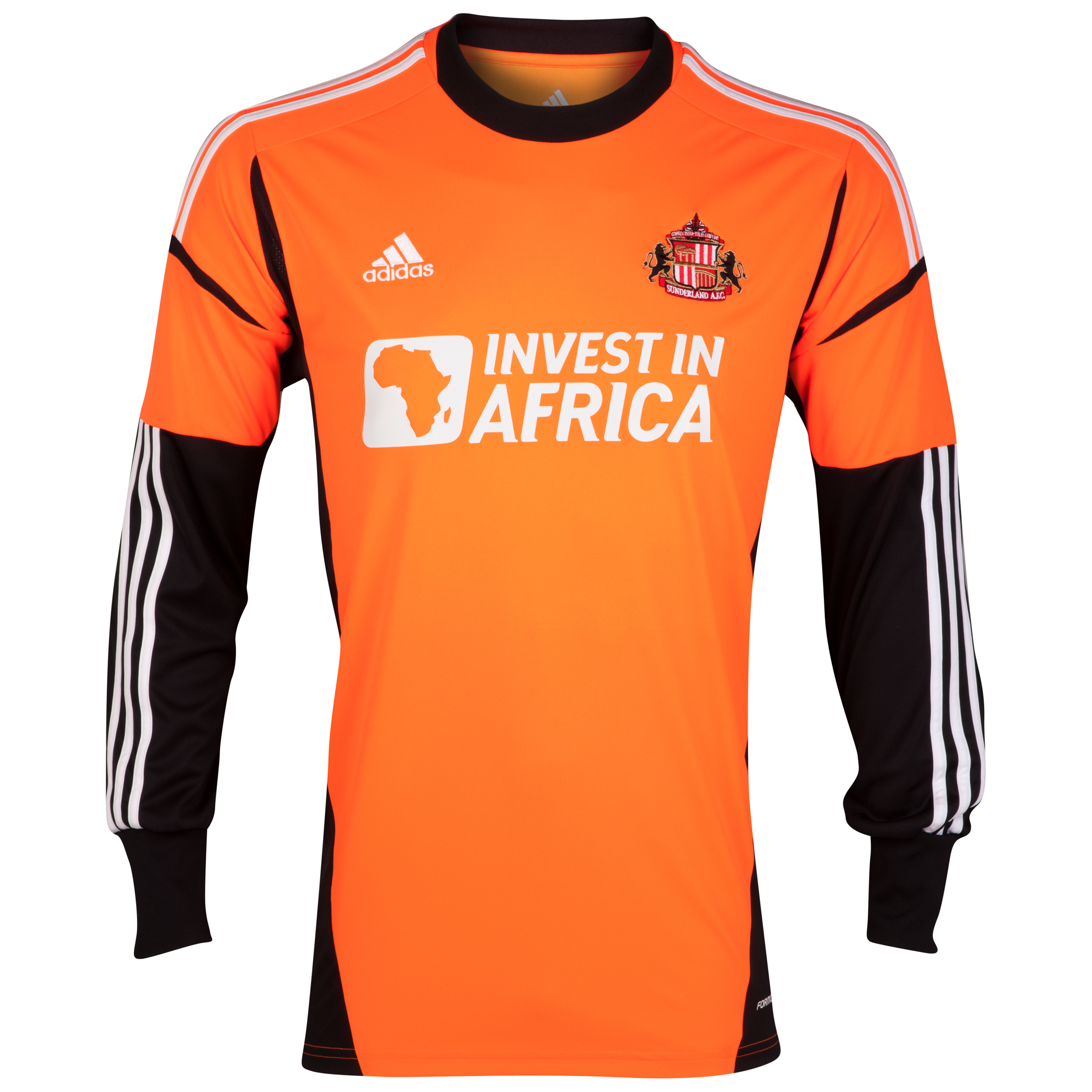 Sunderland Away GoalKeeper Shirt 2012/13