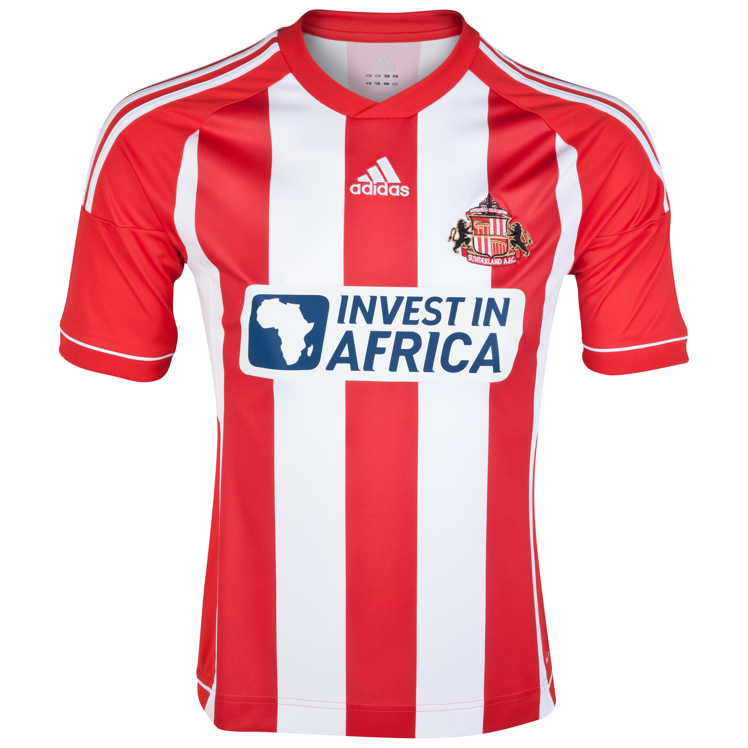 Sunderland Home Shirt 2012/13 - Junior