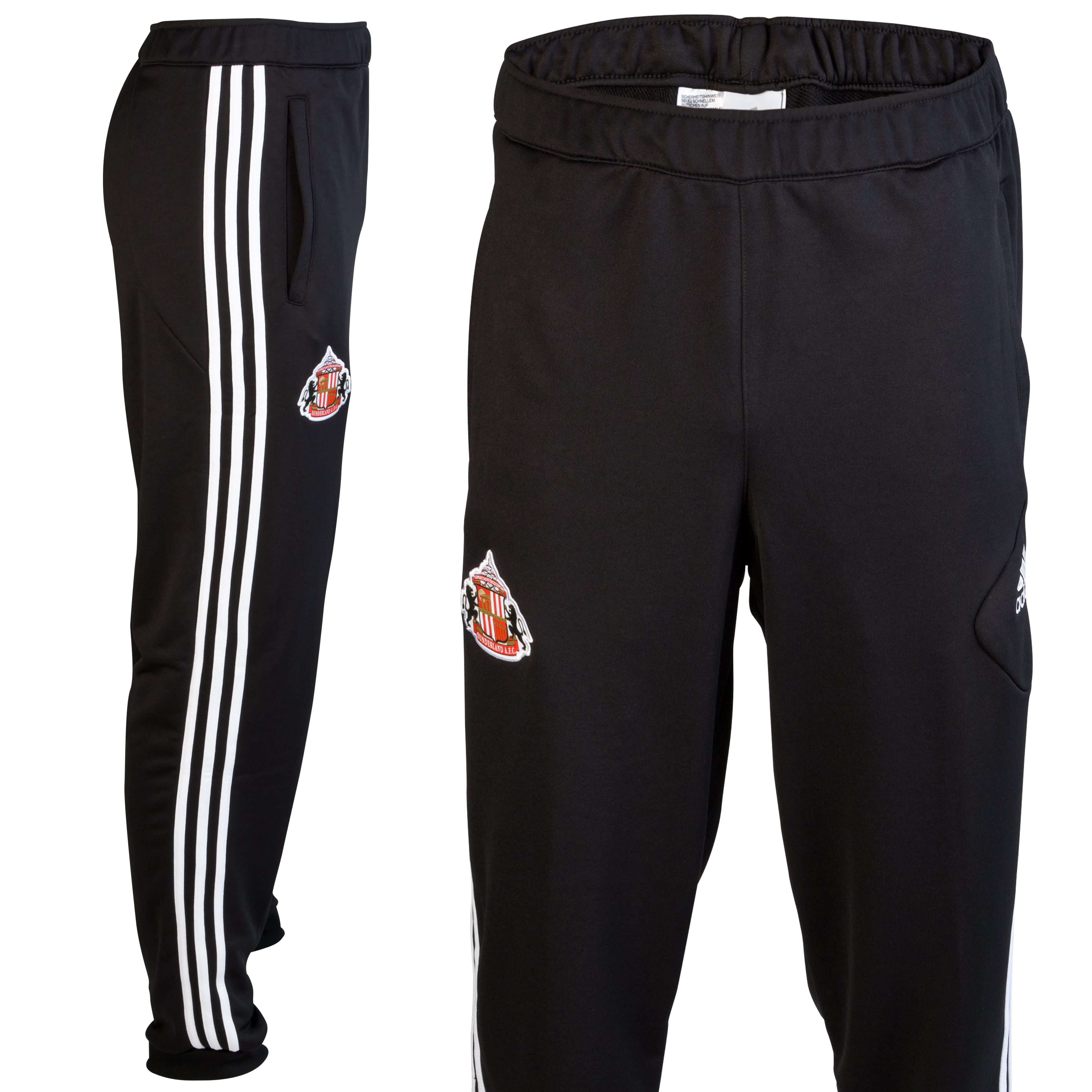 Sunderland Condivo Sweat Pant - Black/White