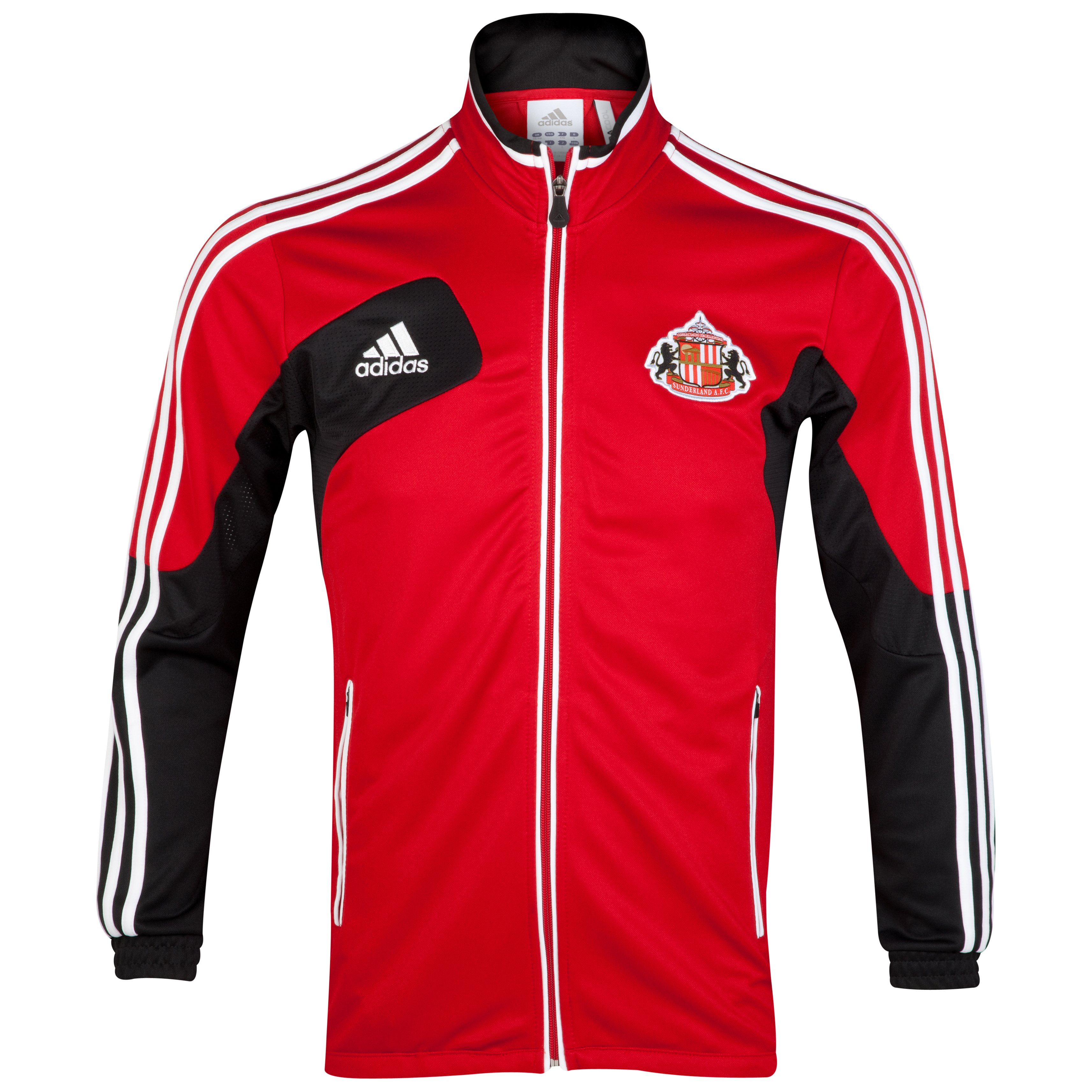 Sunderland Condivo Training Jacket - University Red/Black/White