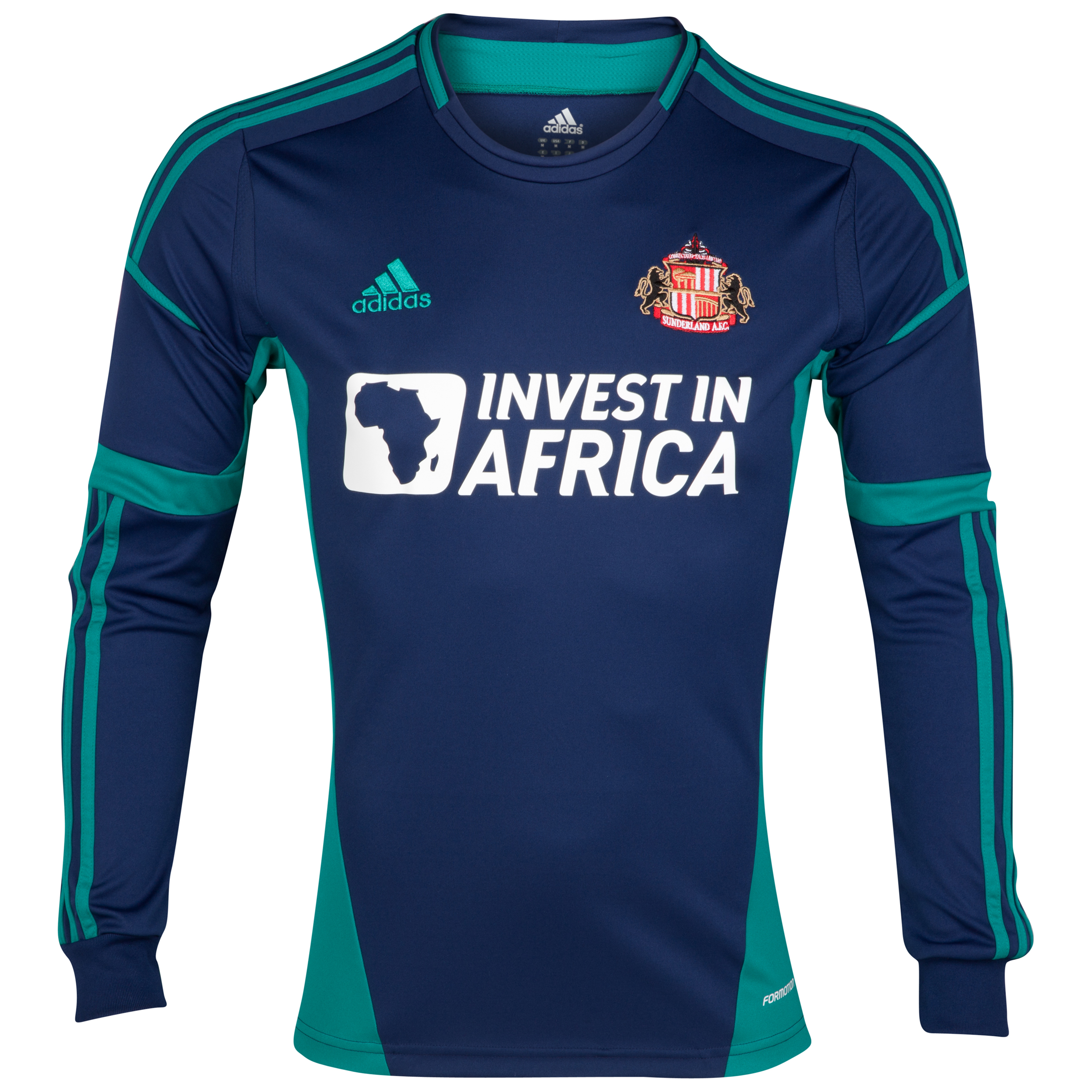 Sunderland Away Shirt 2012/13 - Long Sleeved