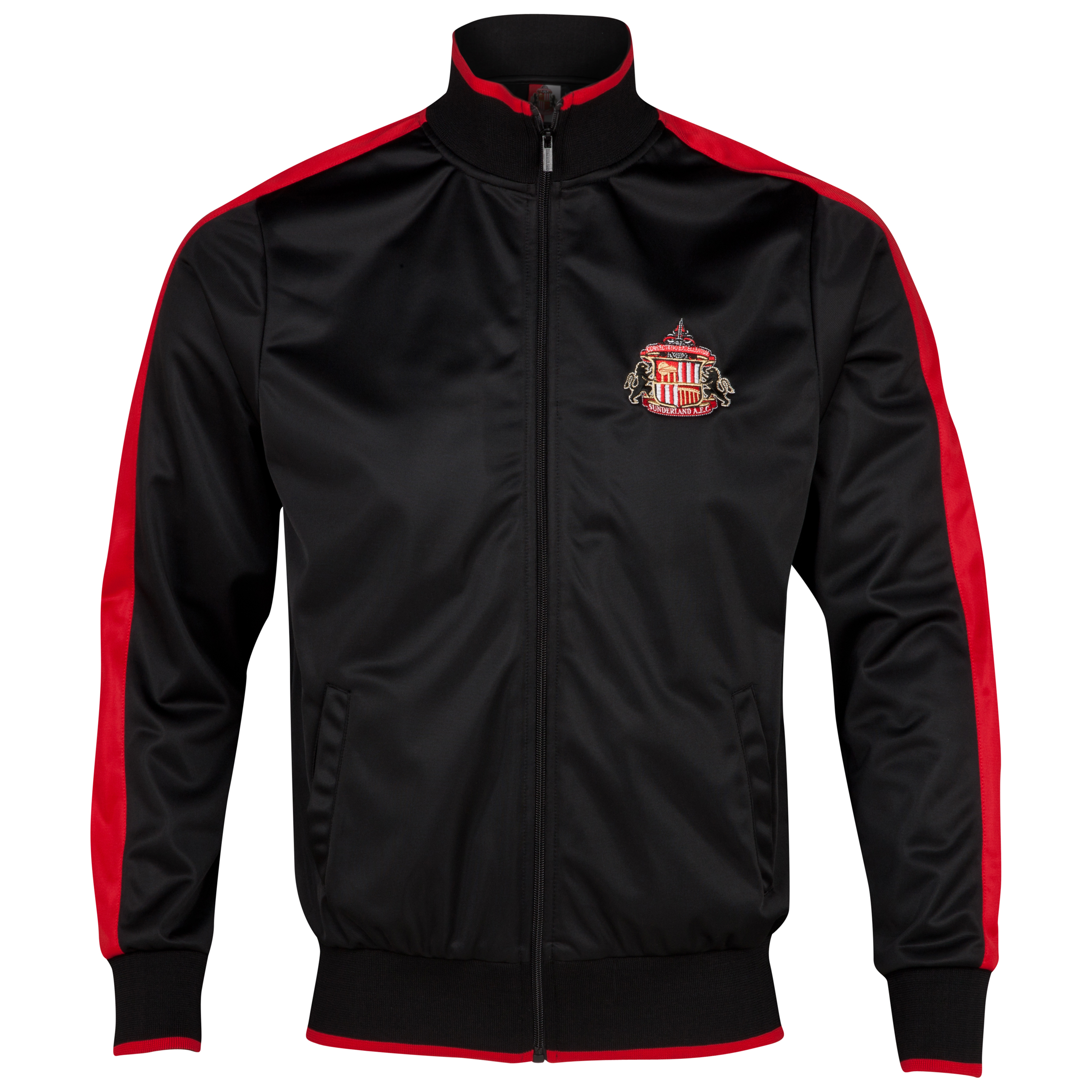 Sunderland Essential Bankroll Track Top - Black