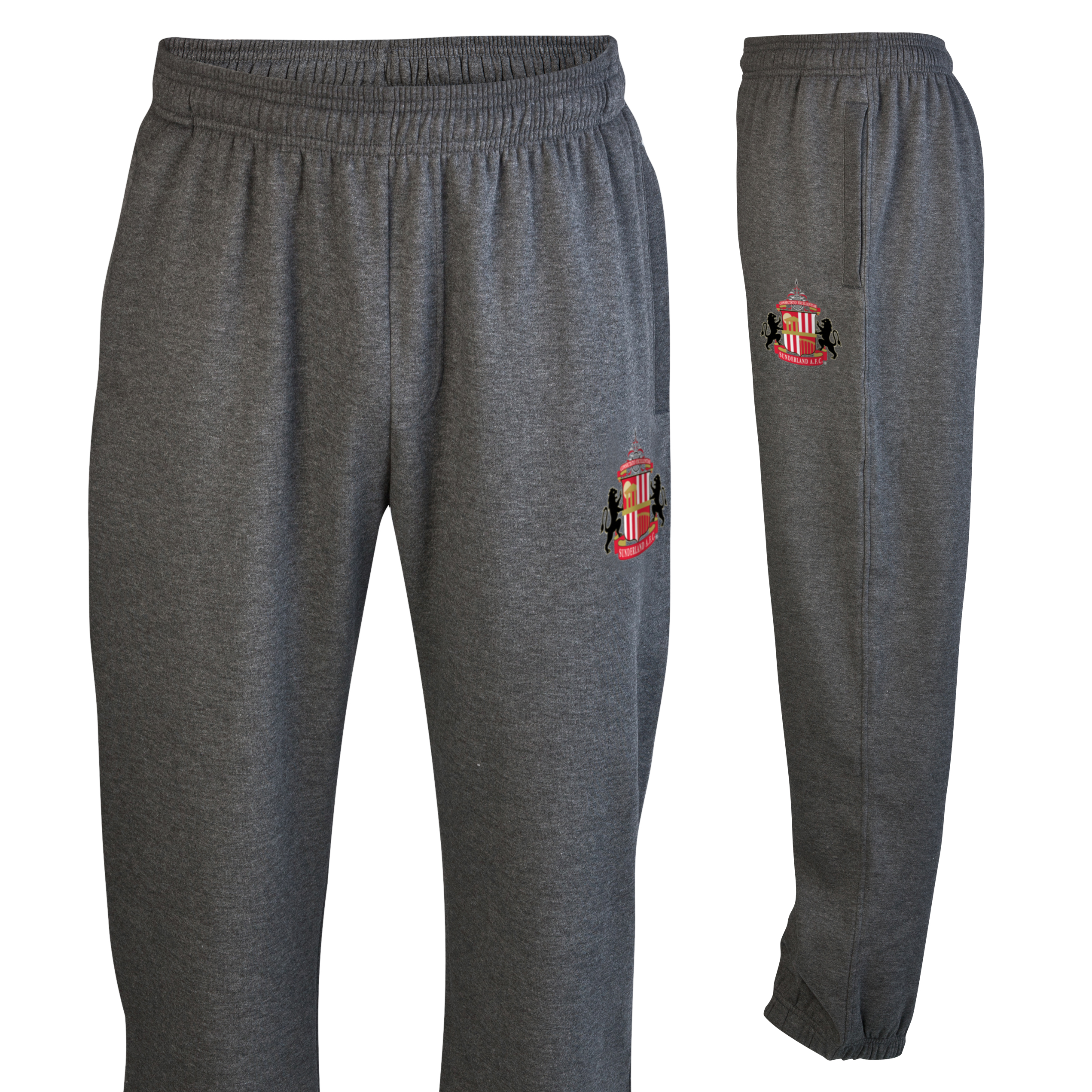 Sunderland Essential Jukebox Jog Pants - Charcoal Marl  - Infant Boys