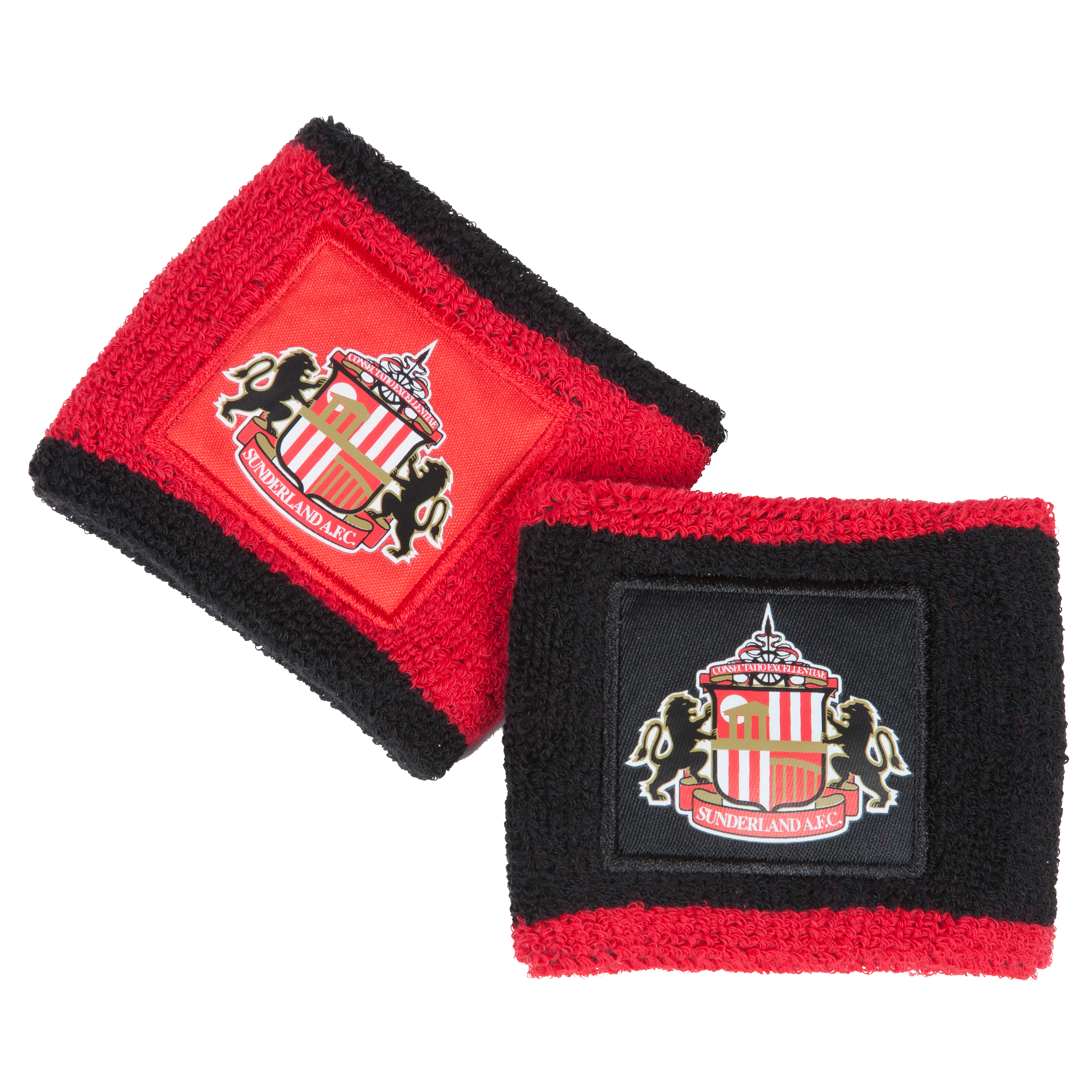 Sunderland 2 pack of Wristbands - Red