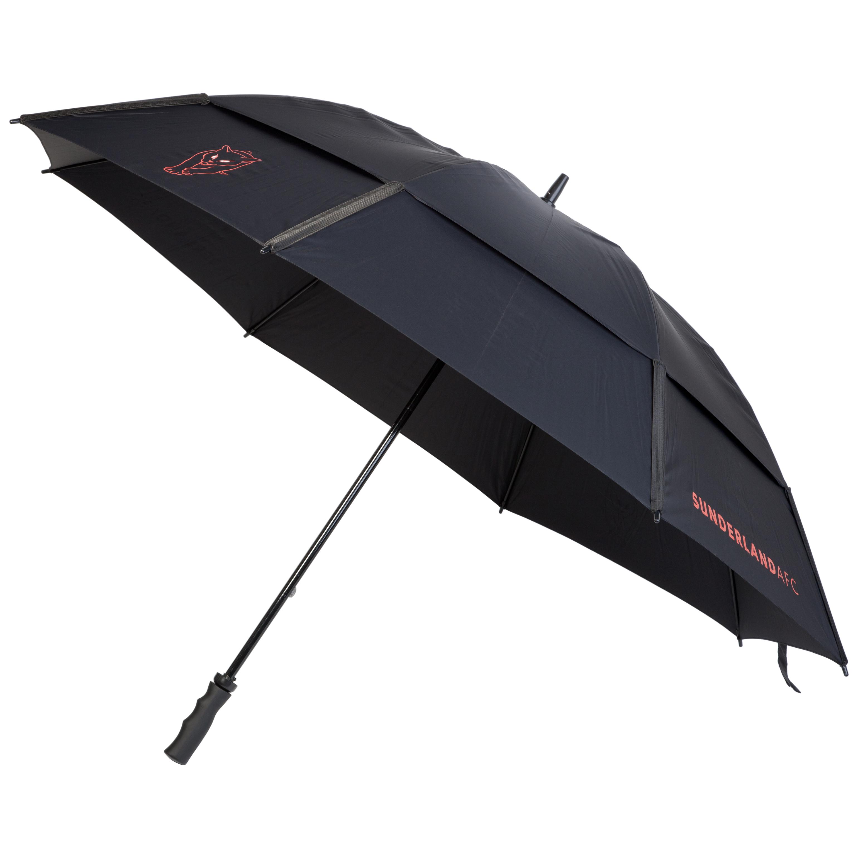 Sunderland Executive Double Canopy Windproof Golf Umbrella
