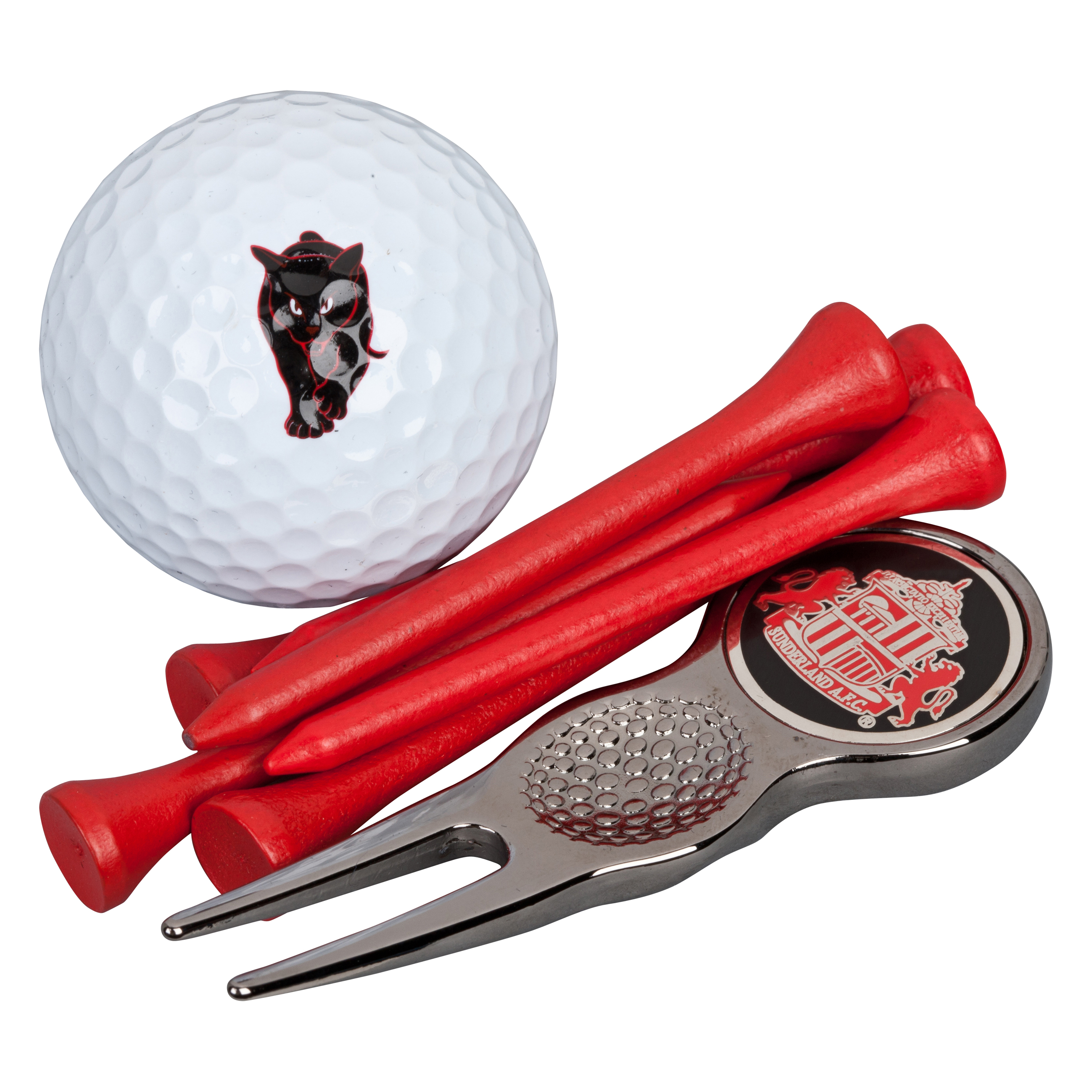 Sunderland Executive Golf Gift Tube
