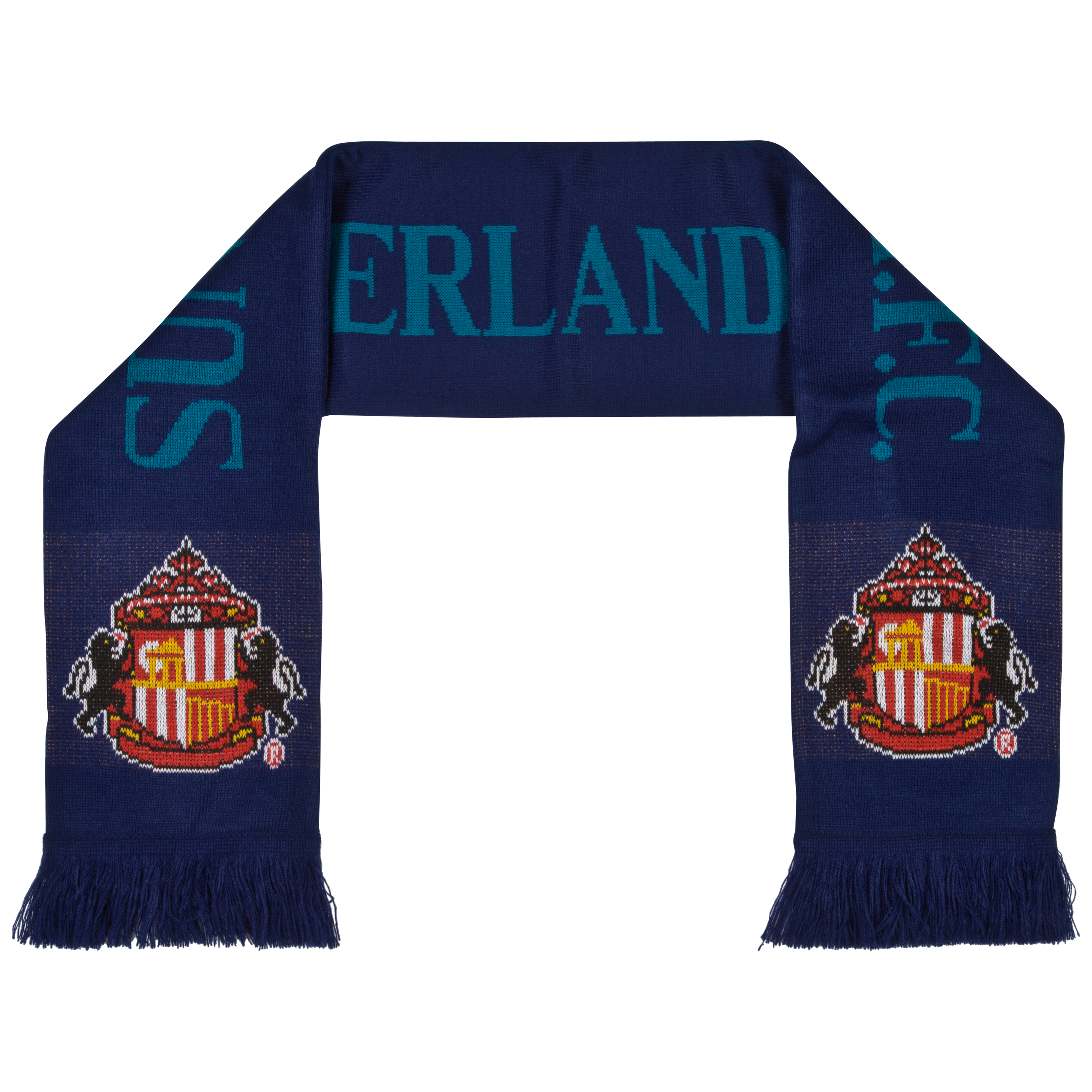 Sunderland Essentials Away Jacquard Scarf