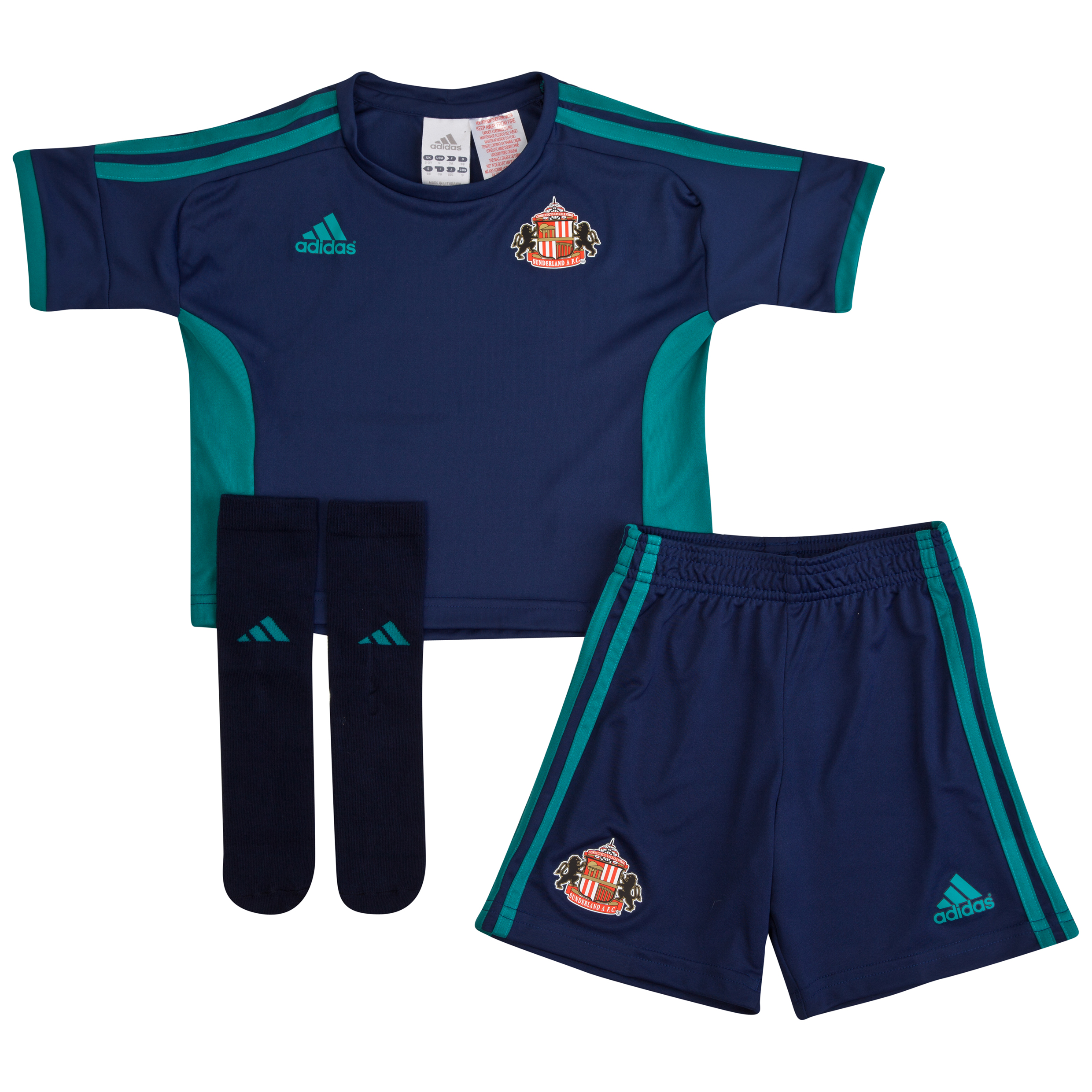 Sunderland Away Infant Kit 2012/13
