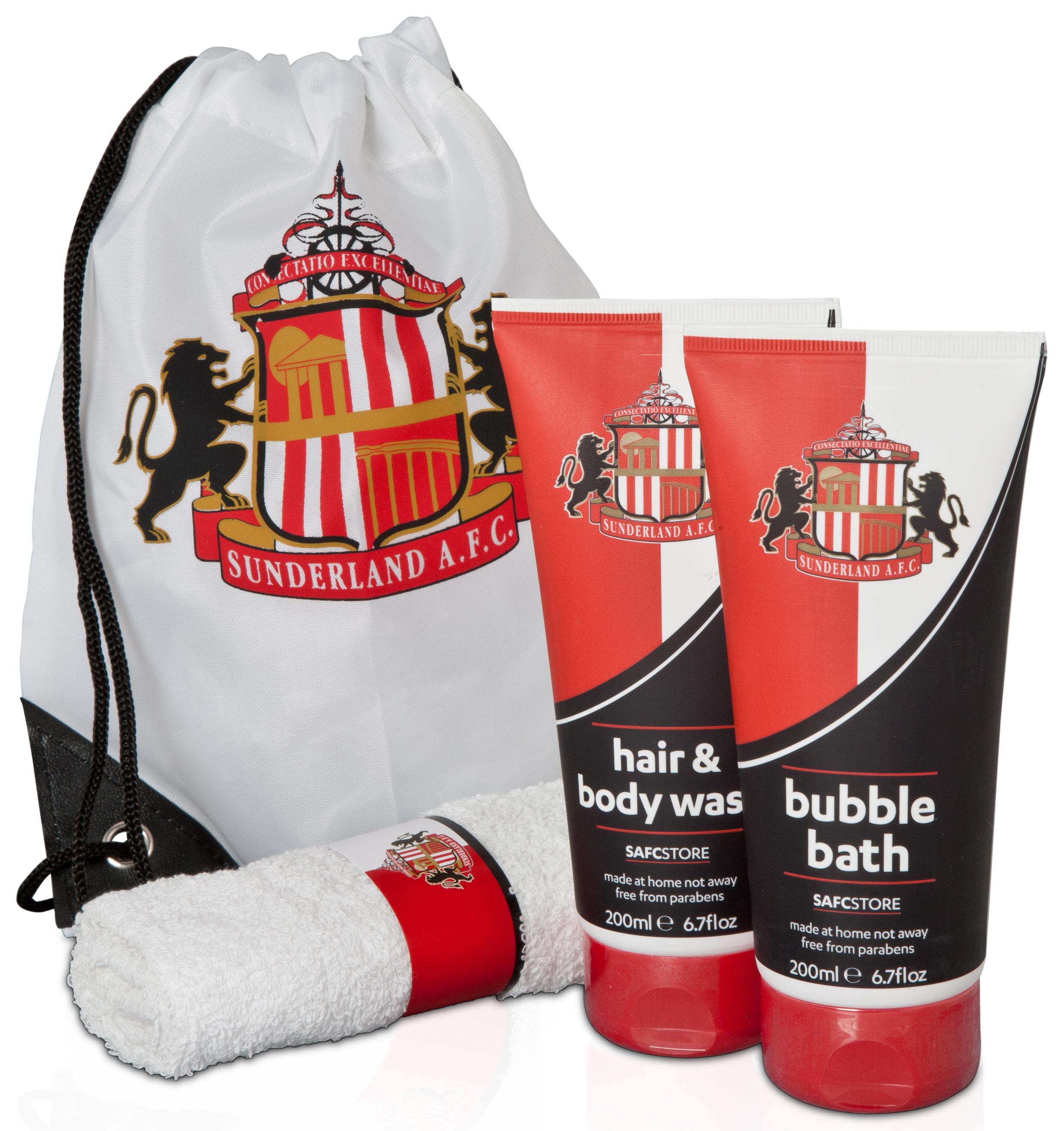 Sunderland Large Kit Bathroom Gift Set with Wash Bag