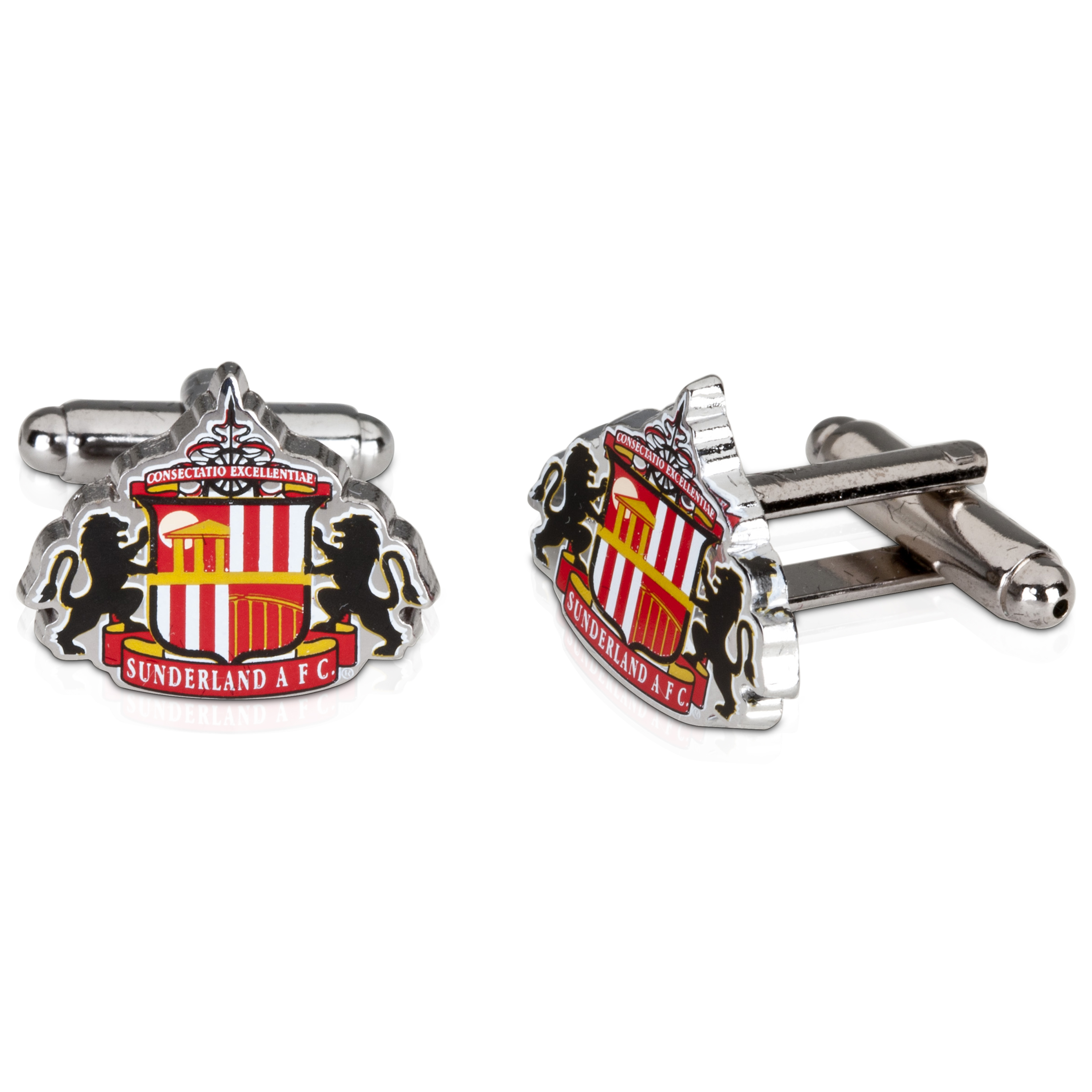 Sunderland Colour Crest Cufflinks