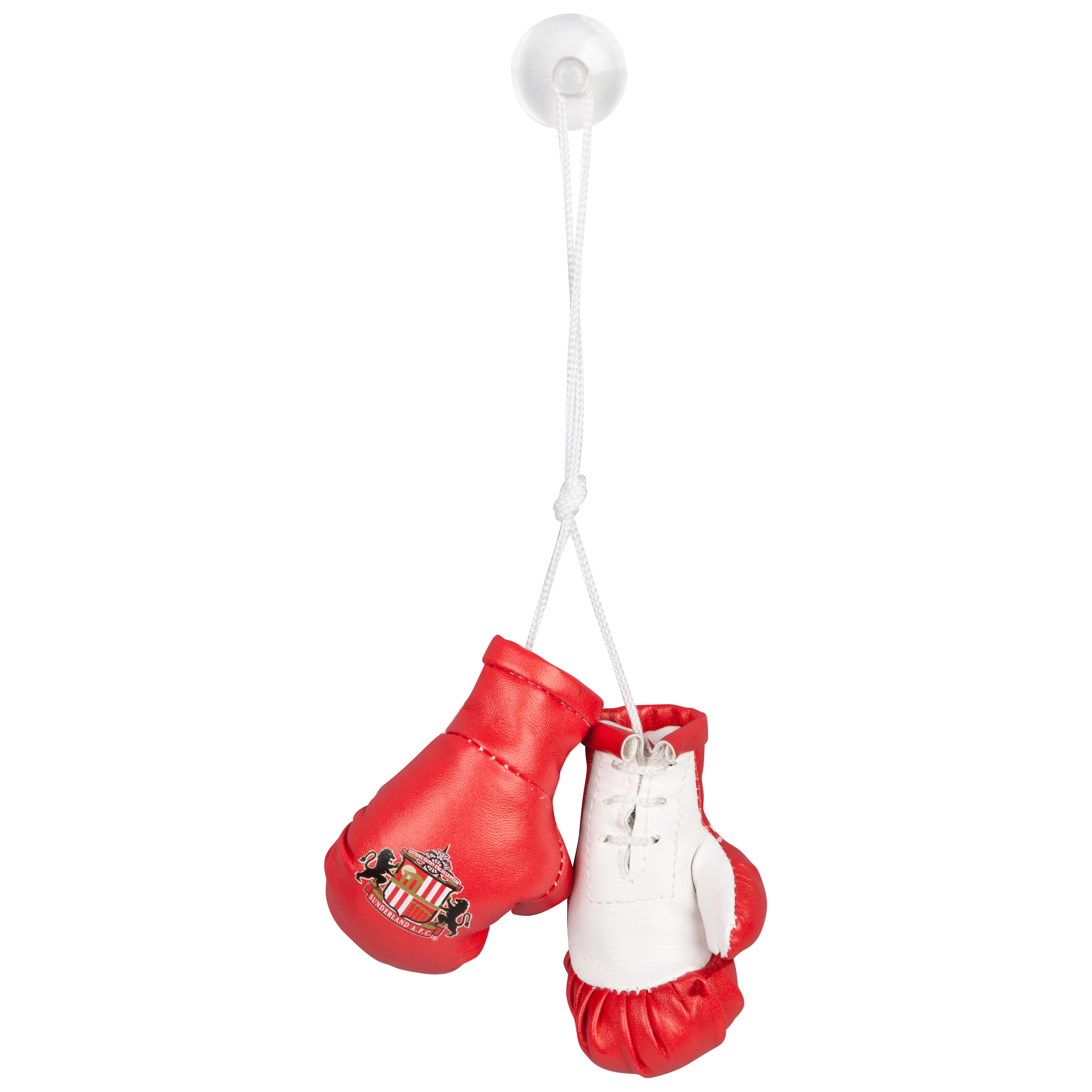 Sunderland Car Boxing Glove - Red/White