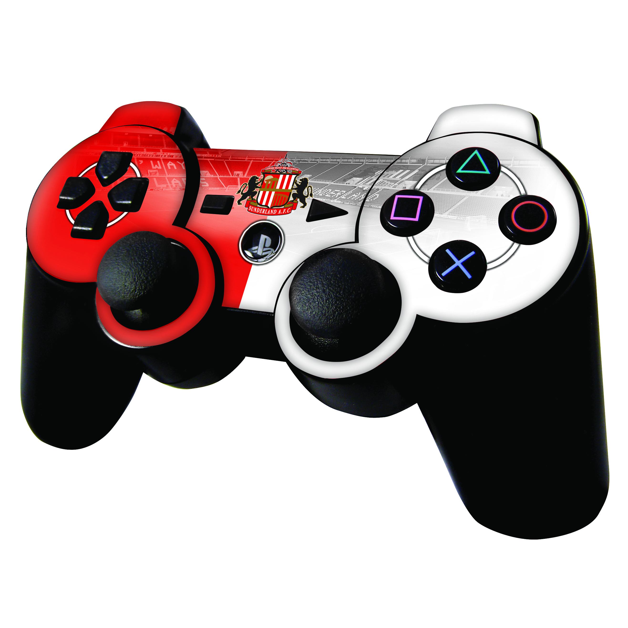 Sunderland PS3 Controller Skin