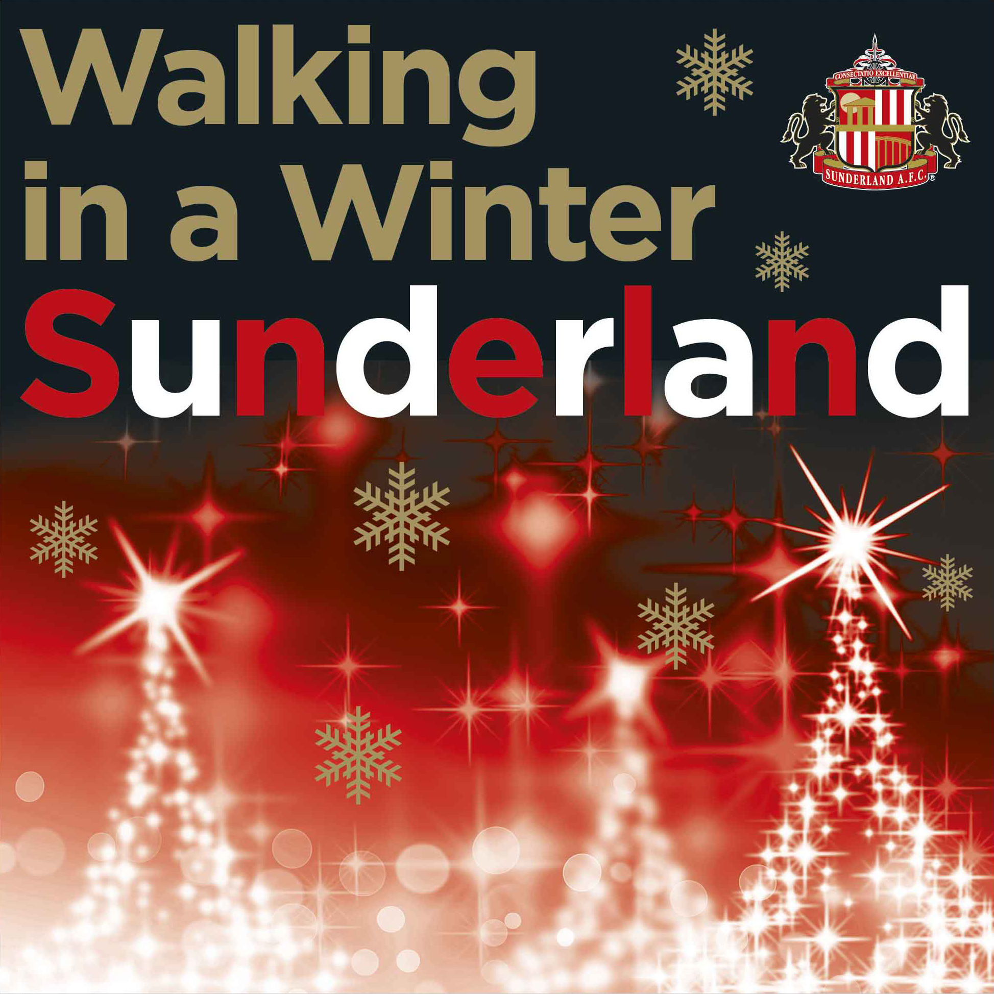 Sunderland Christmas Card