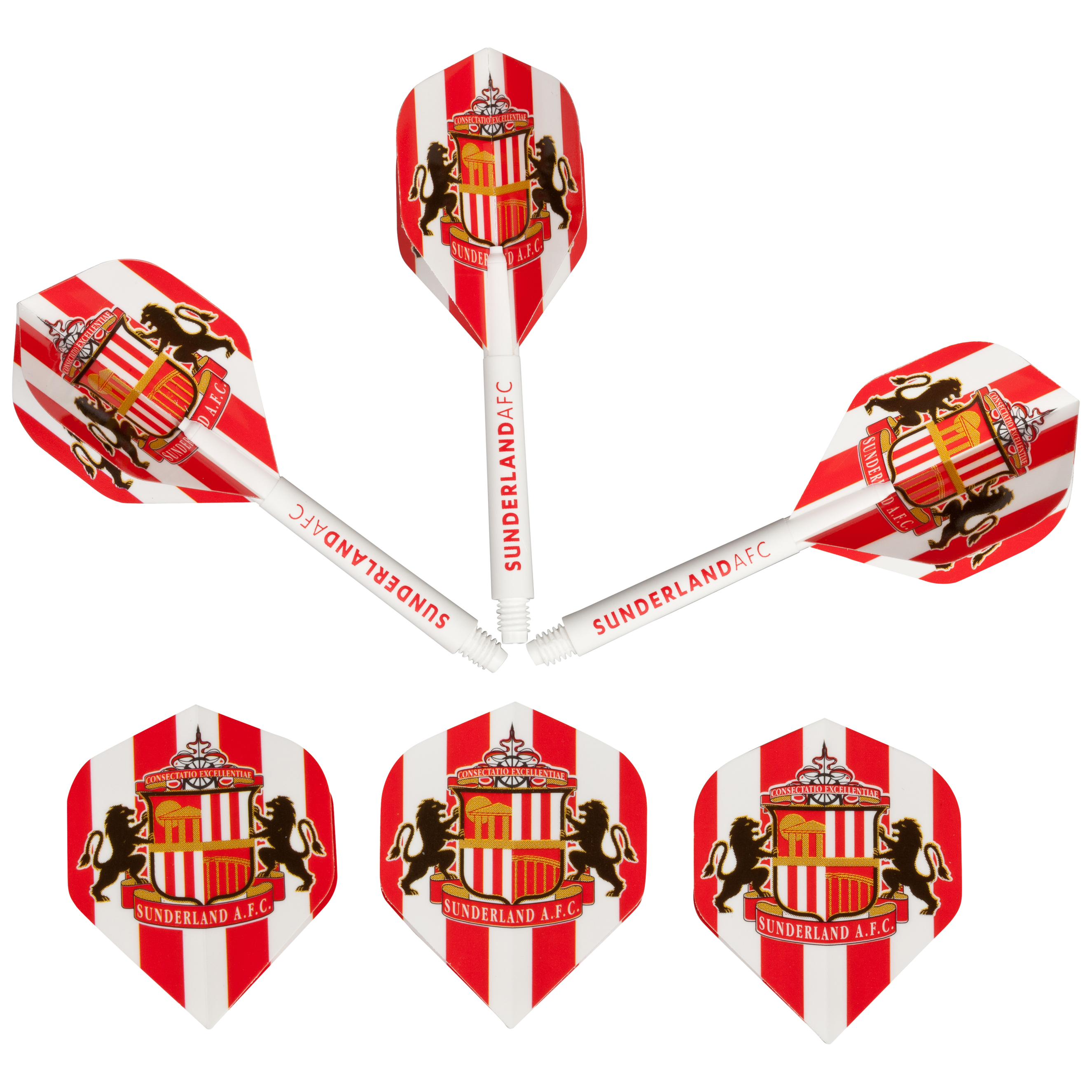 Sunderland Dart Flights and Cane Pack
