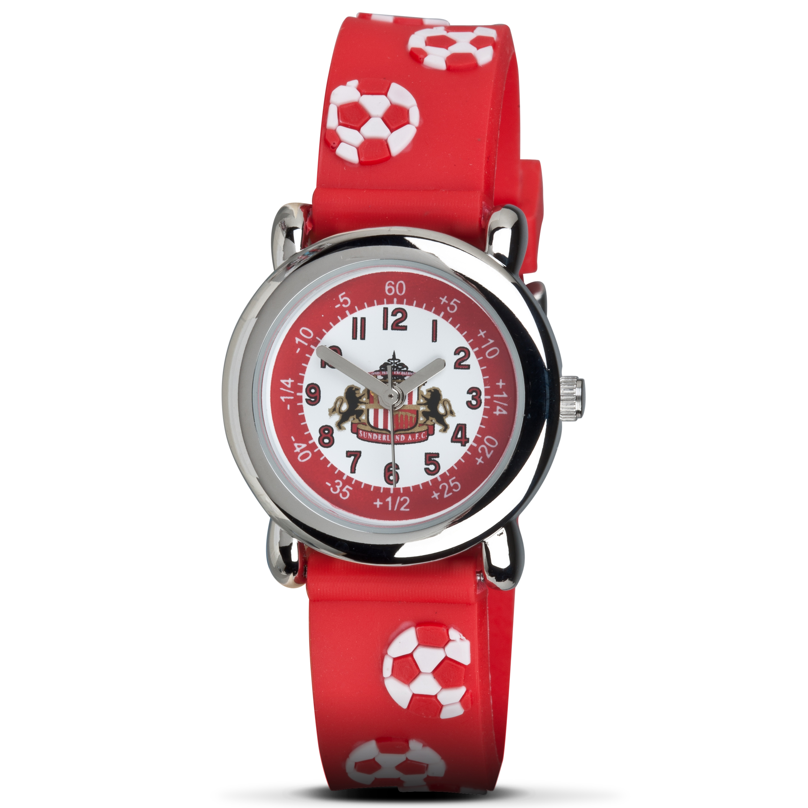 Sunderland Kids Plastic Watch