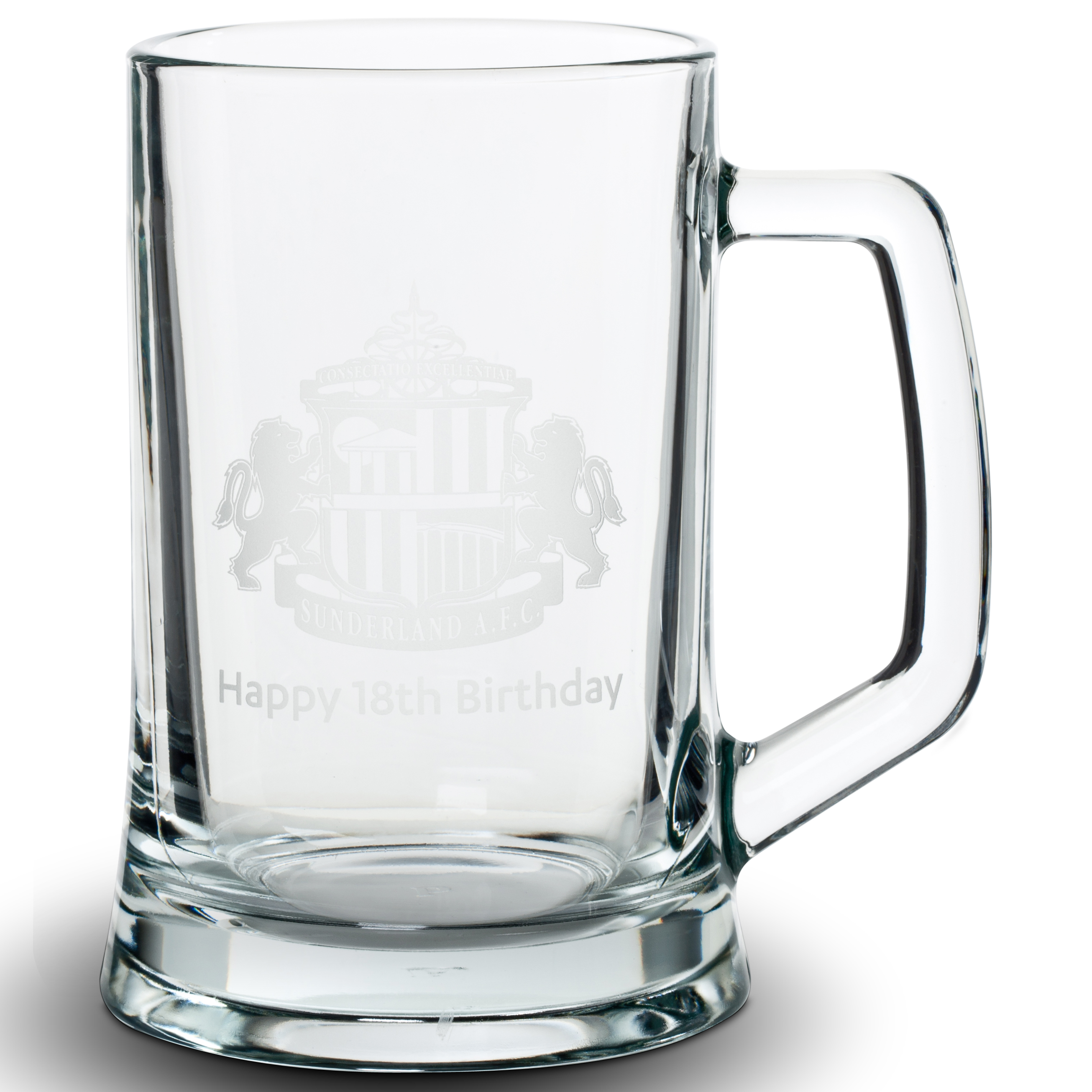 Sunderland 18th Birthday Tankard