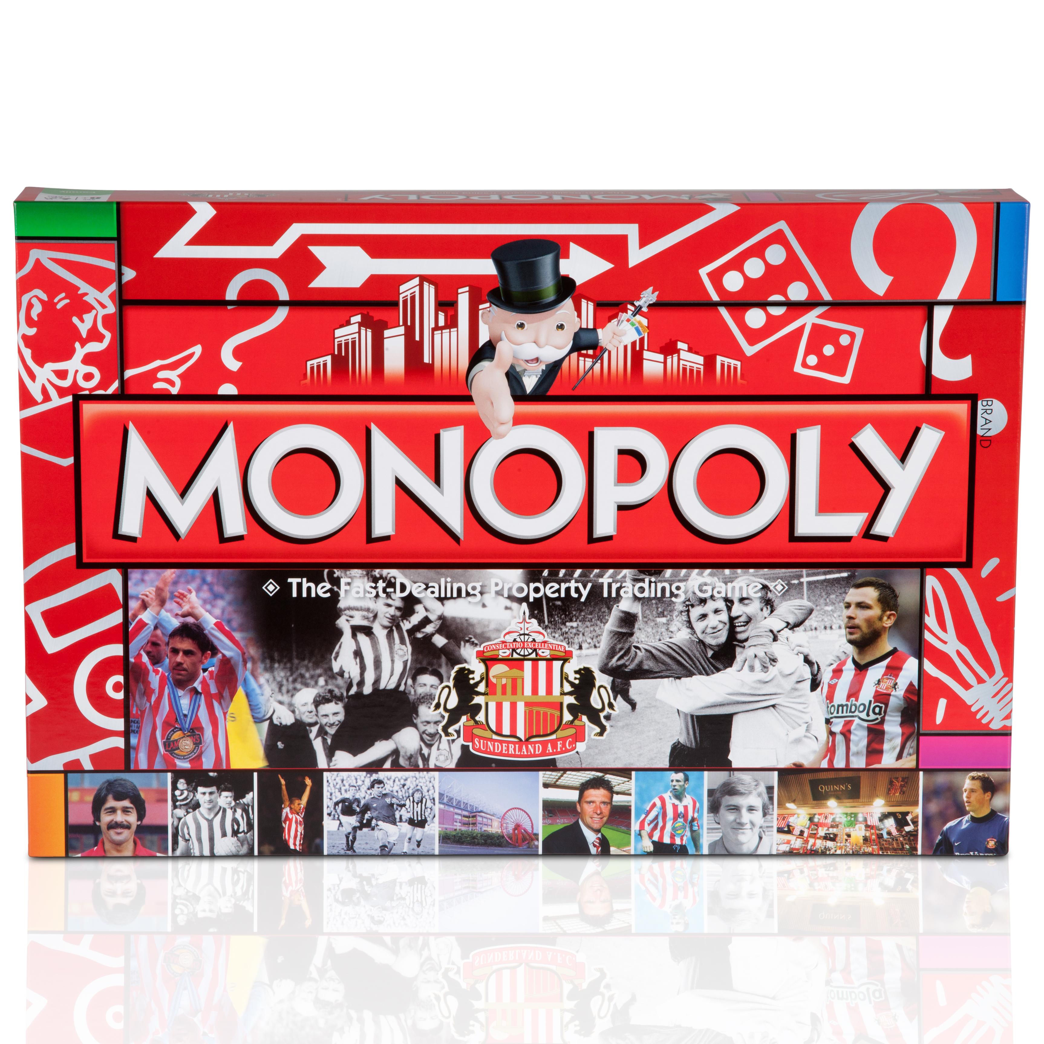 Sunderland Monopoly