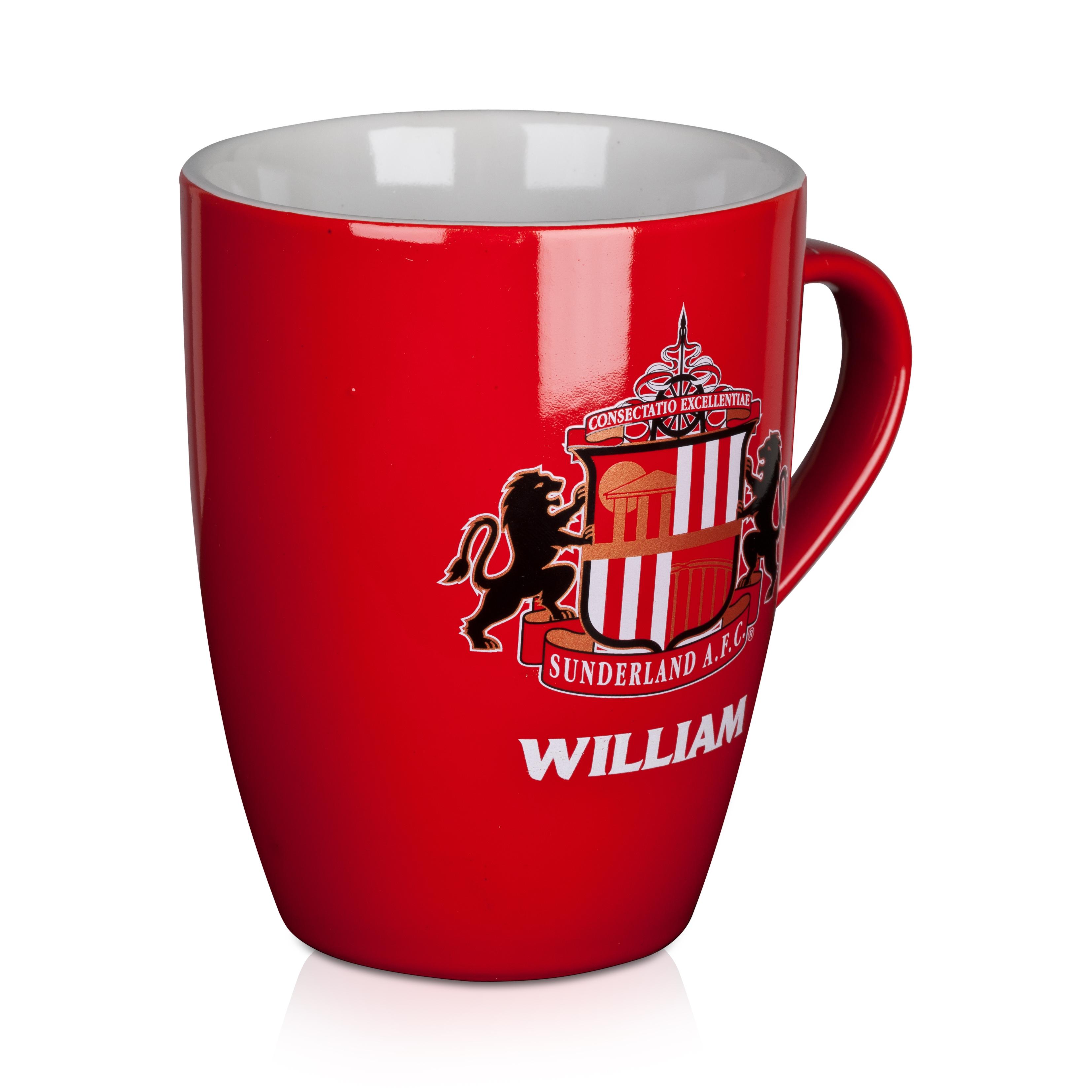 Sunderland Personalised Mug