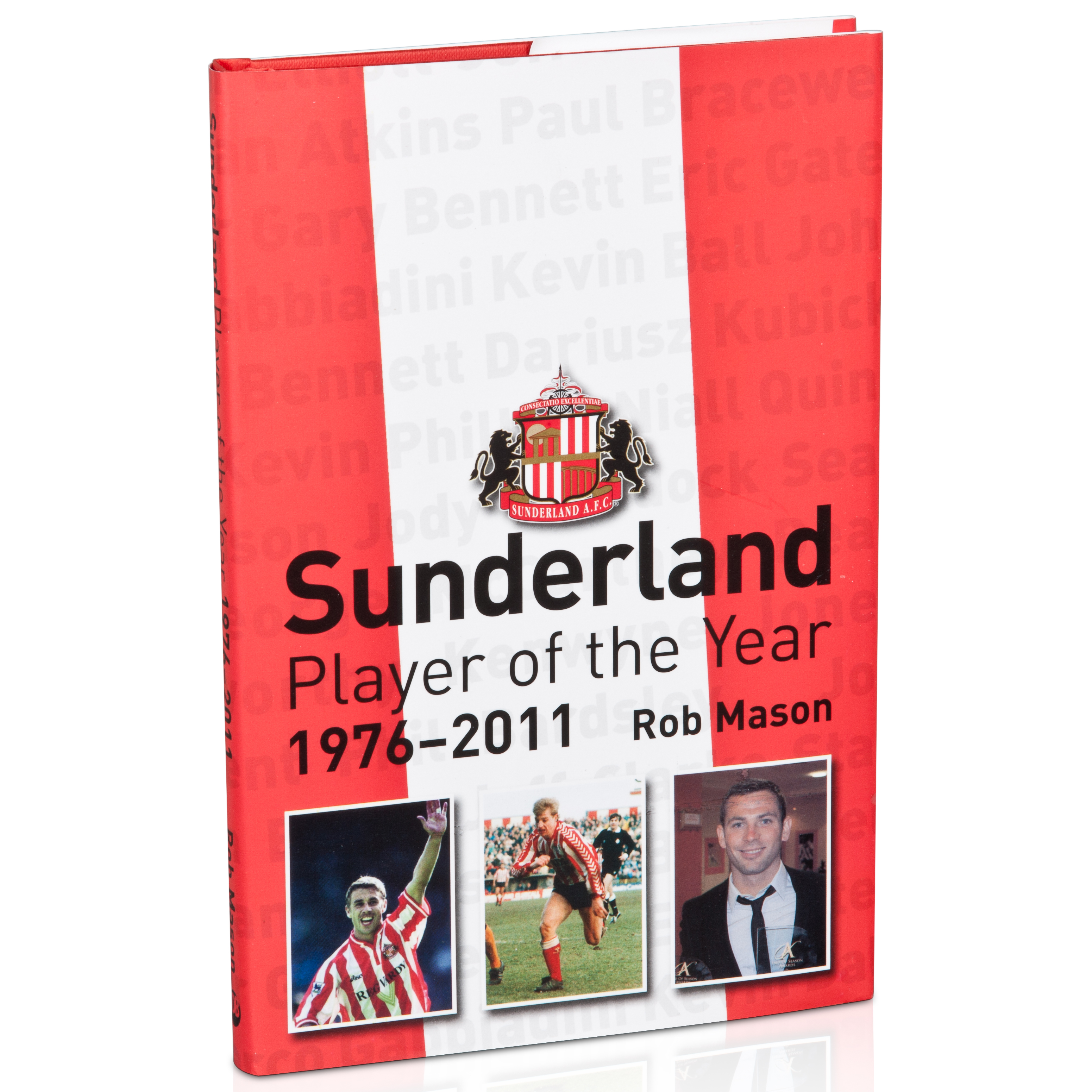 Sunderland Player of the Year 1976-2011 Book