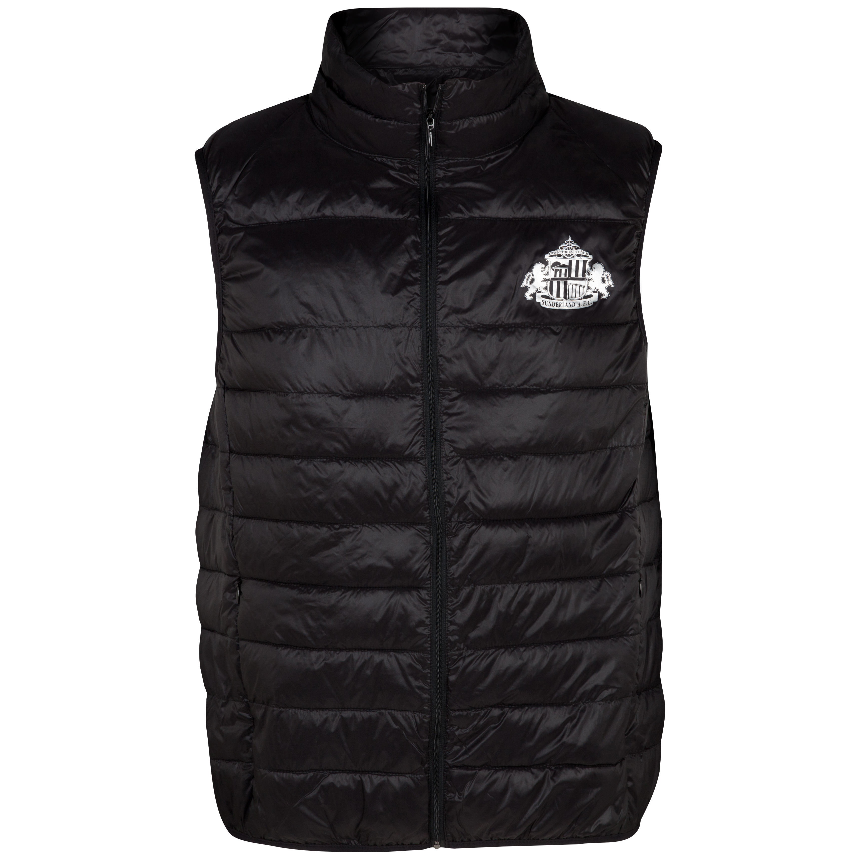 Sunderland Performance Berg Gilet - Black