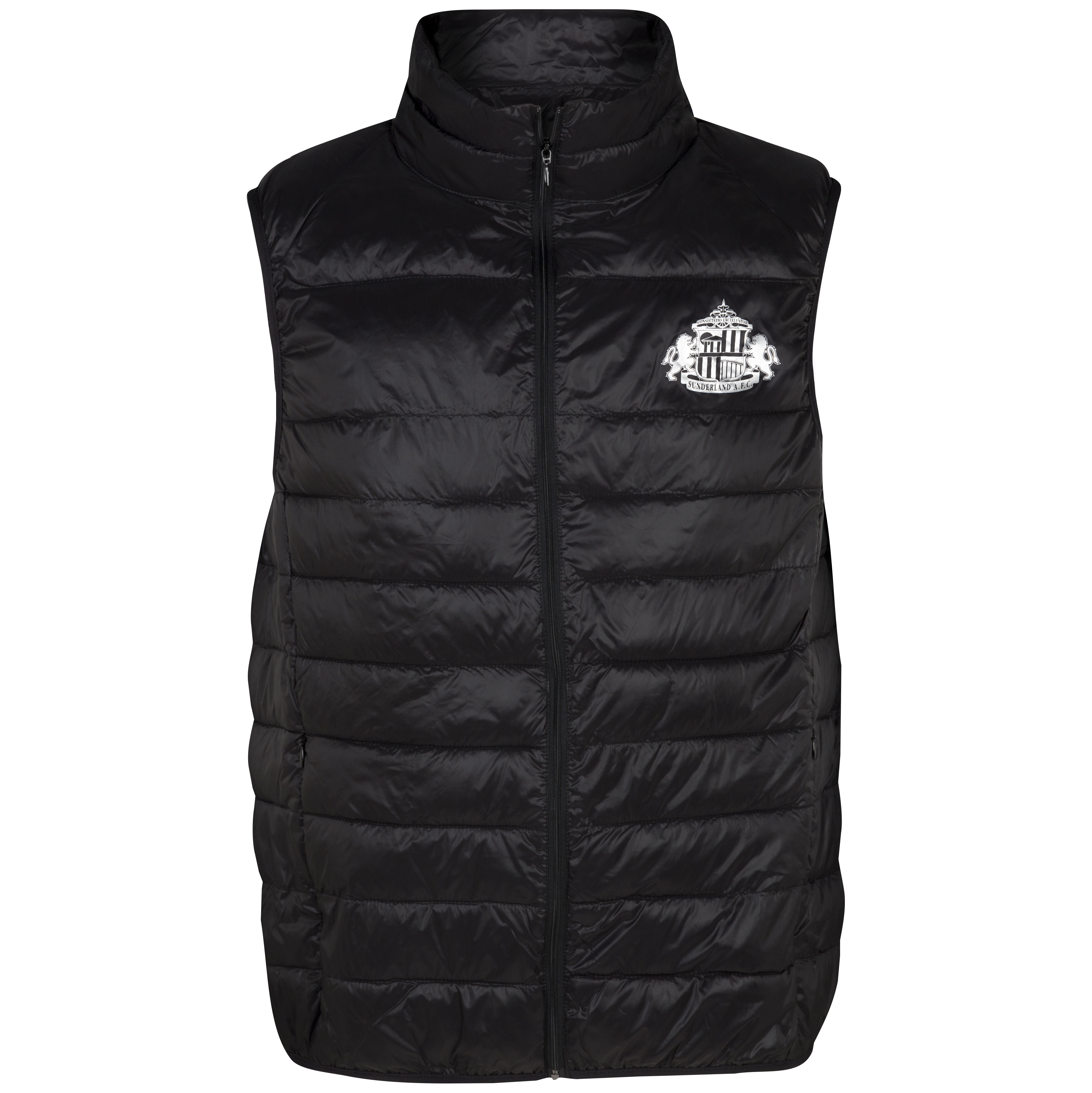Sunderland Performance Berg Gilet - Black - Older Boys