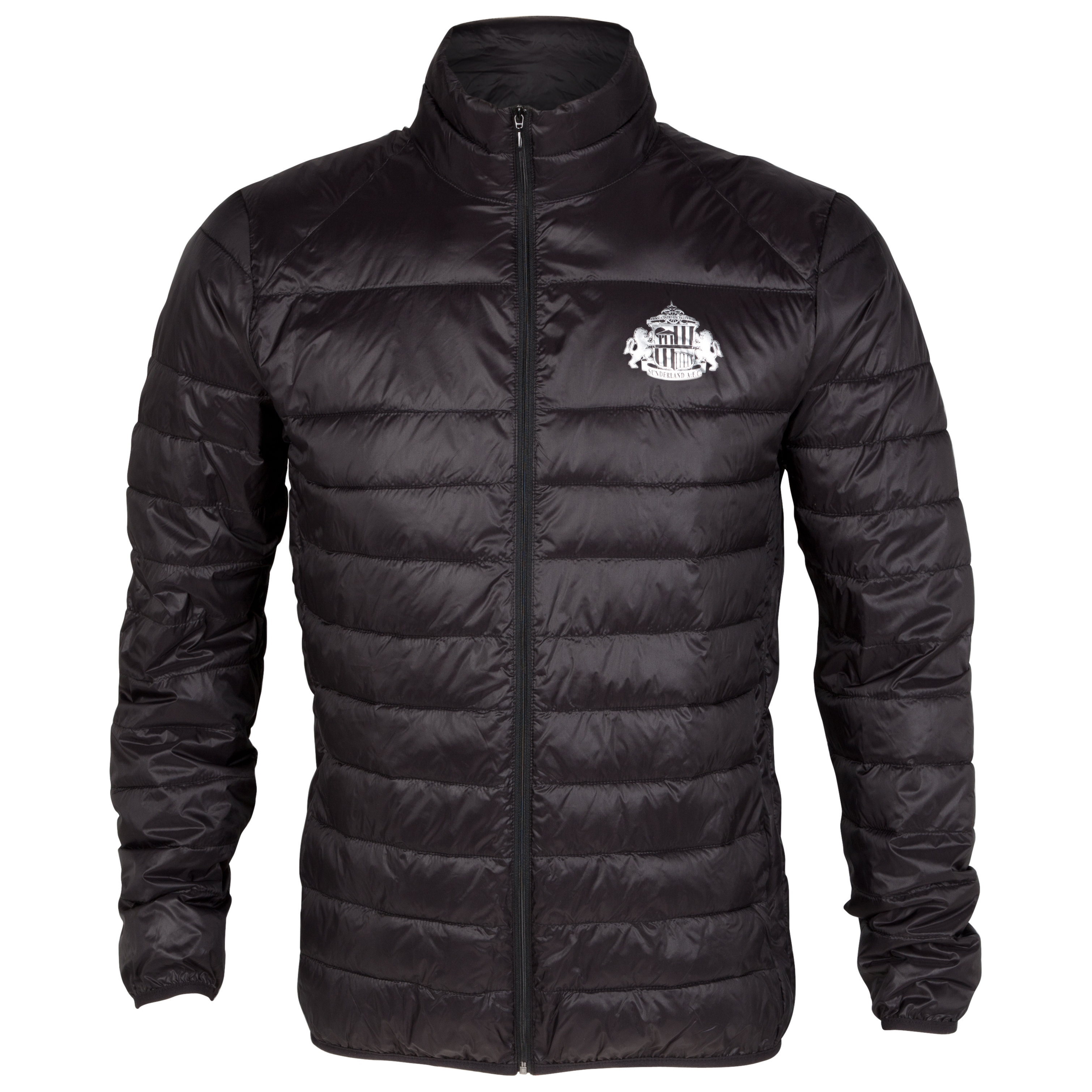 Sunderland Performance Glacier Jacket - Black - Older Boys